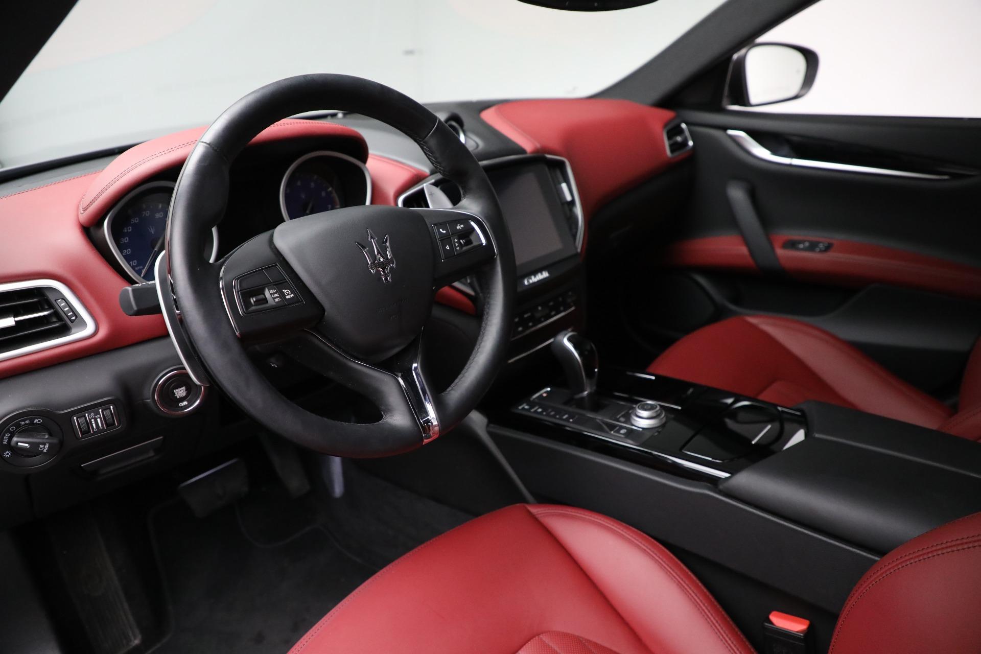 New 2018 Maserati Ghibli S Q4 GranLusso For Sale In Greenwich, CT 1810_p13
