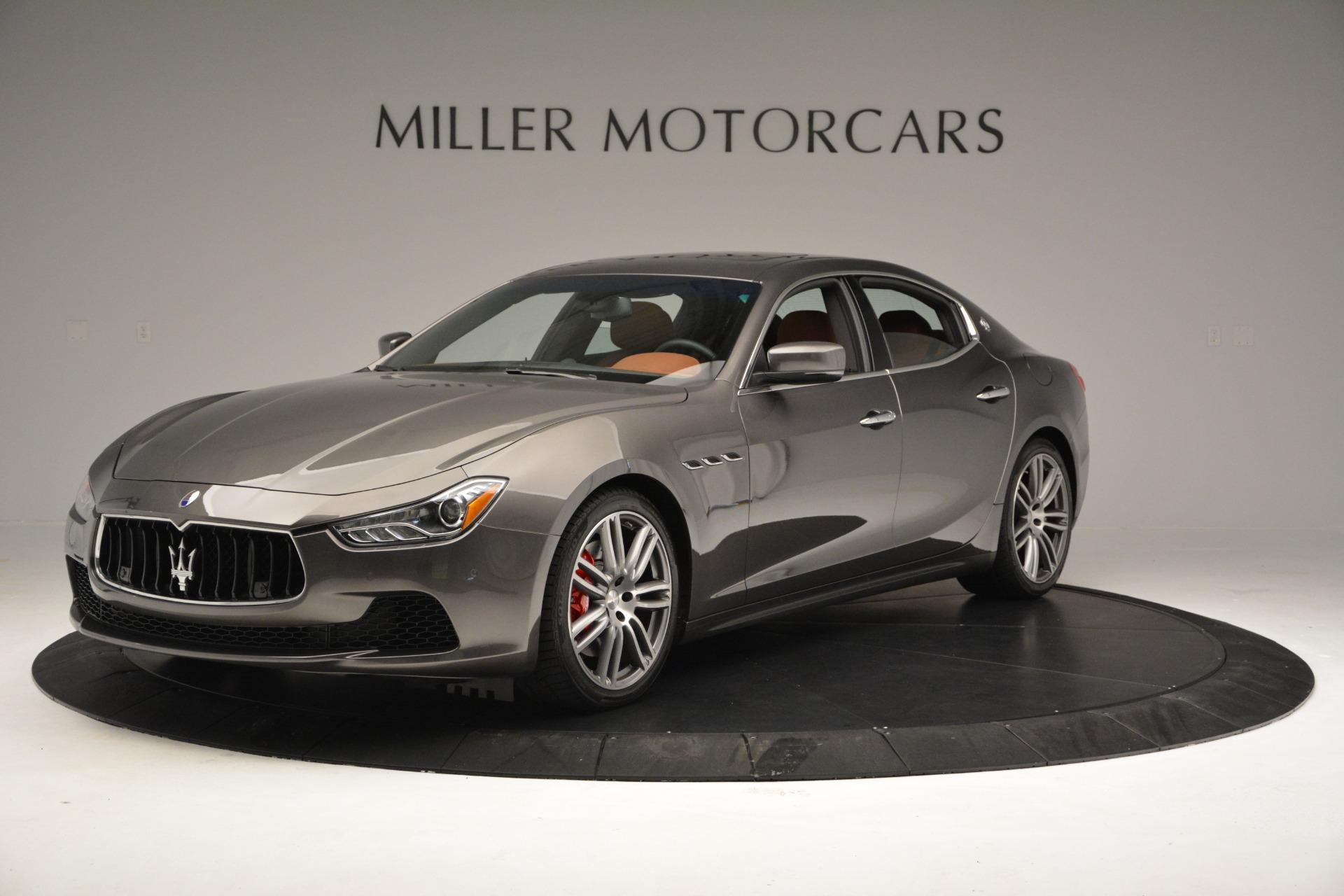 New 2018 Maserati Ghibli S Q4 For Sale In Greenwich, CT 1812_p3