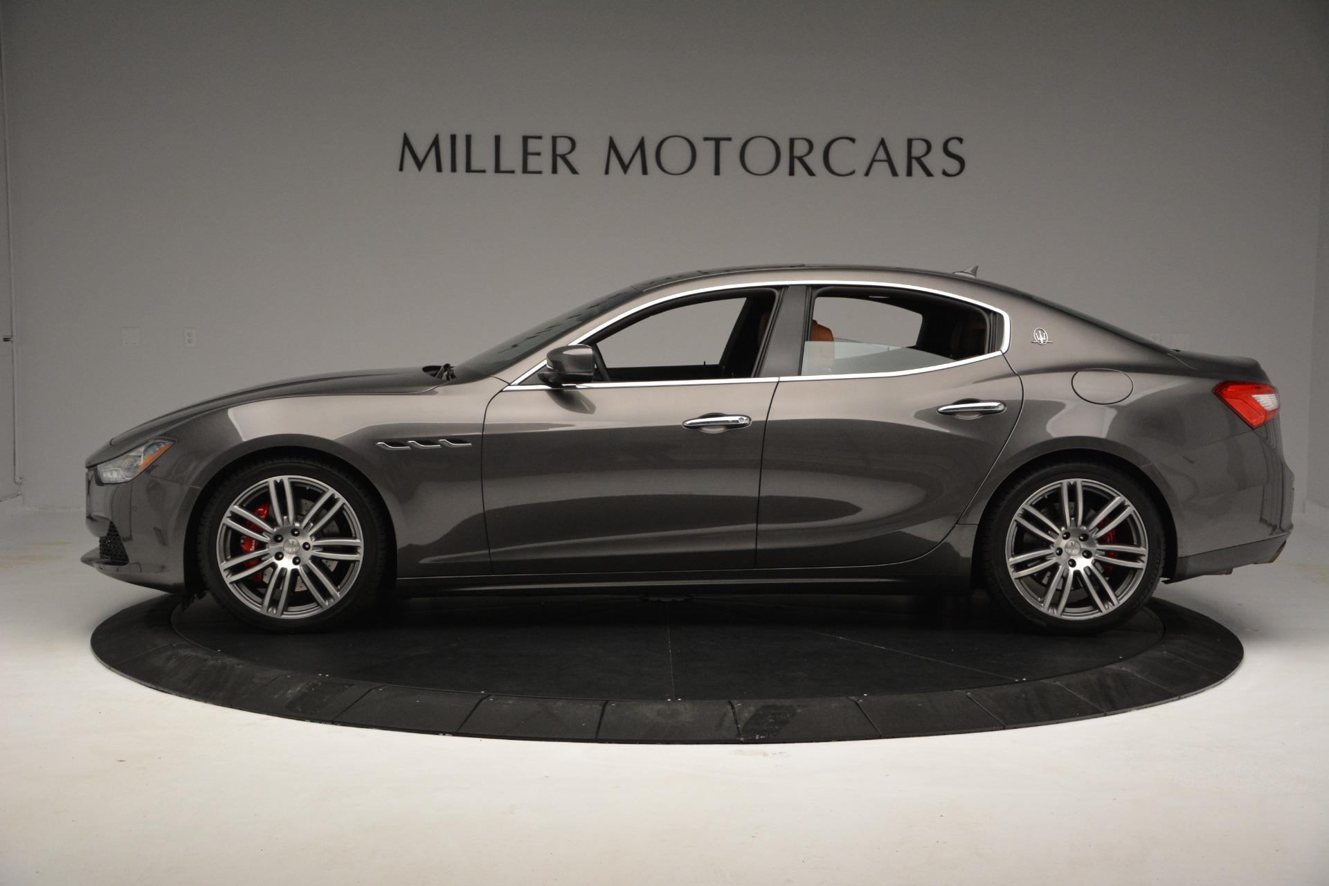 New 2018 Maserati Ghibli S Q4 For Sale In Greenwich, CT 1812_p4