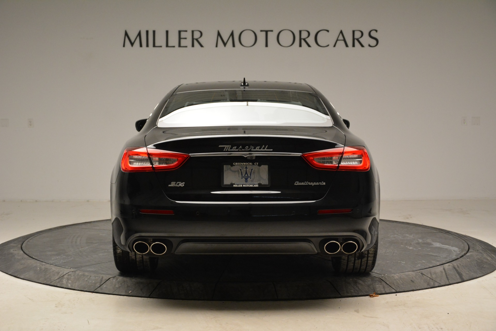 New 2018 Maserati Quattroporte S Q4 GranLusso For Sale In Greenwich, CT 1815_p6