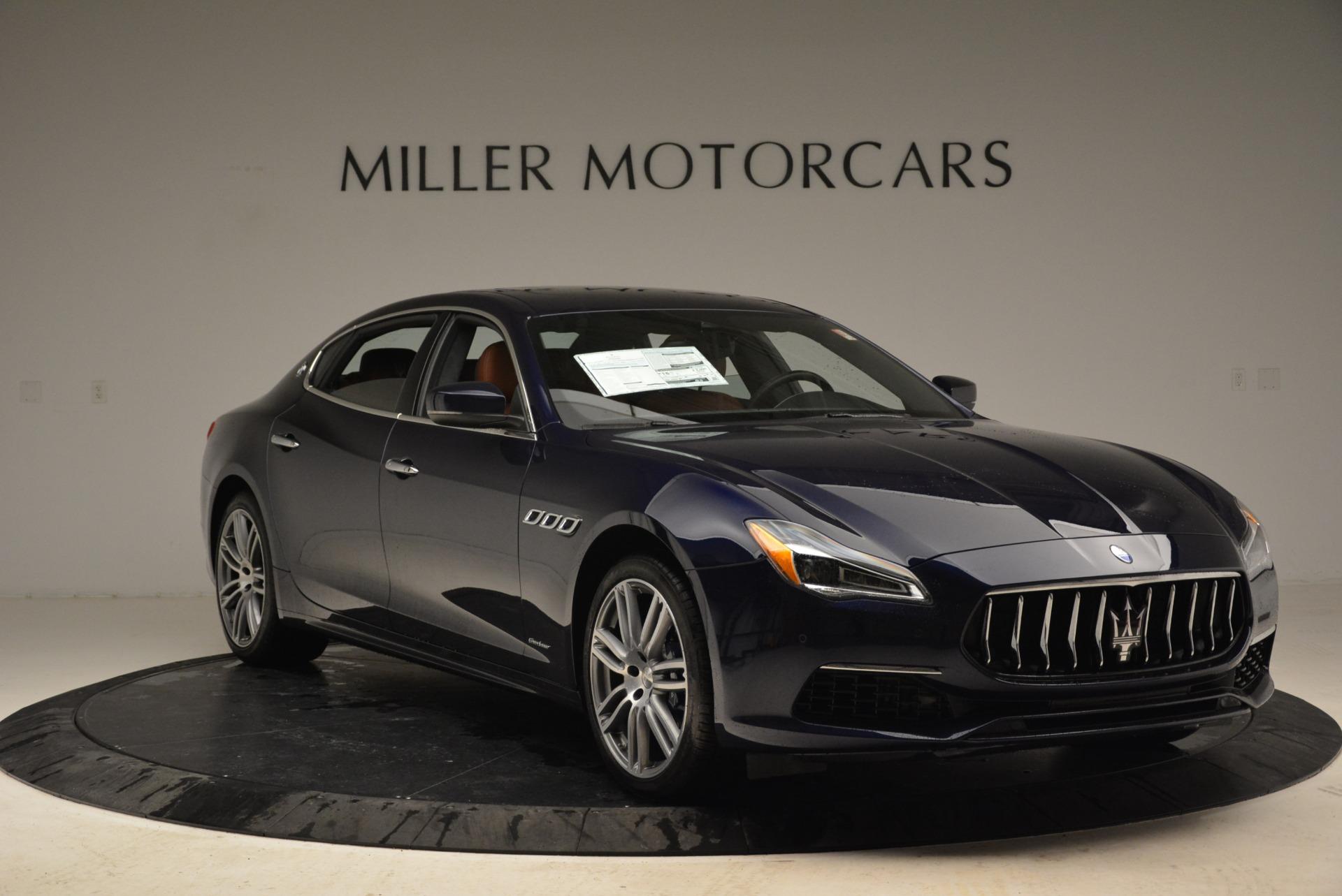 New 2018 Maserati Quattroporte S Q4 GranLusso For Sale In Greenwich, CT 1816_p11
