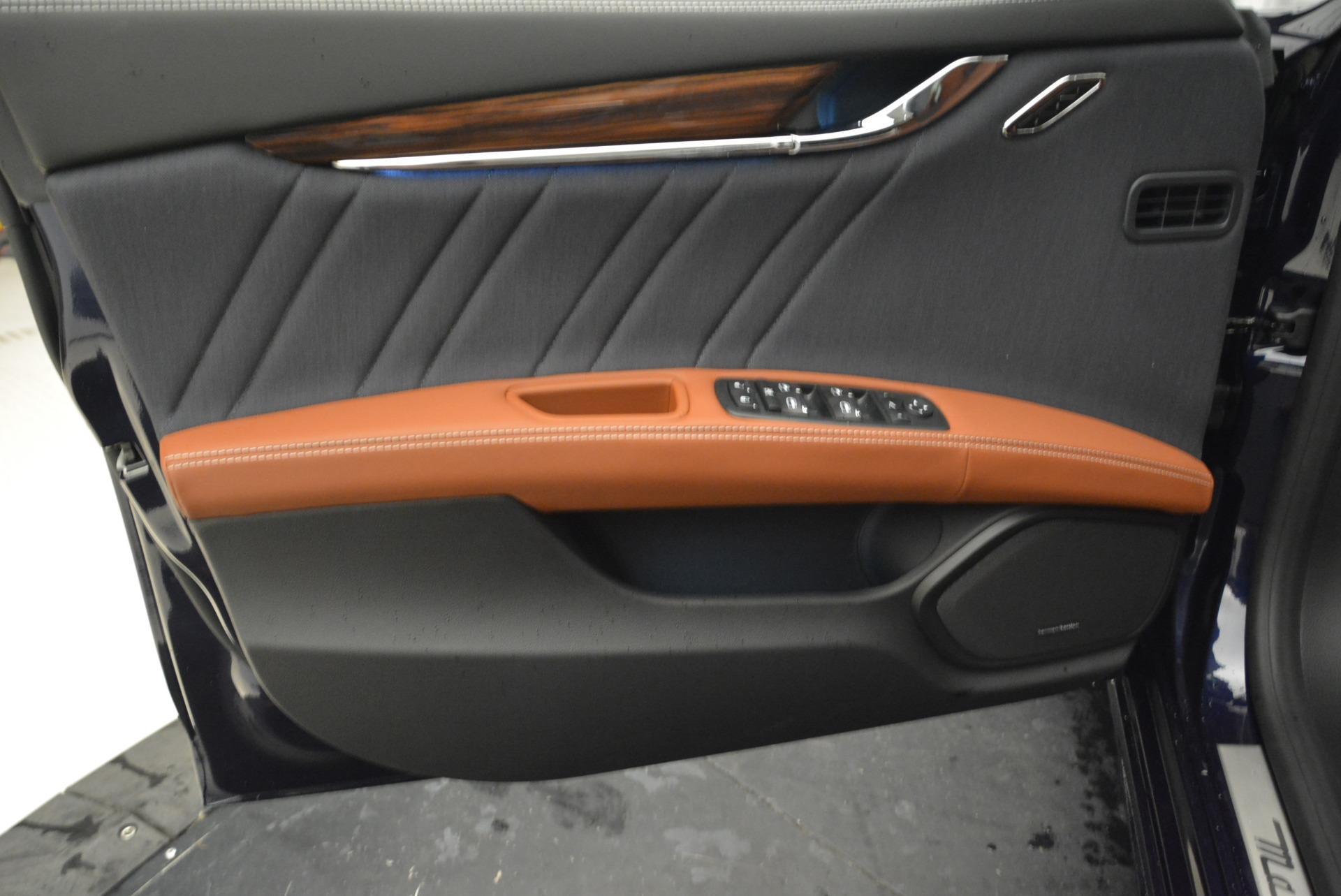 New 2018 Maserati Quattroporte S Q4 GranLusso For Sale In Greenwich, CT 1816_p16