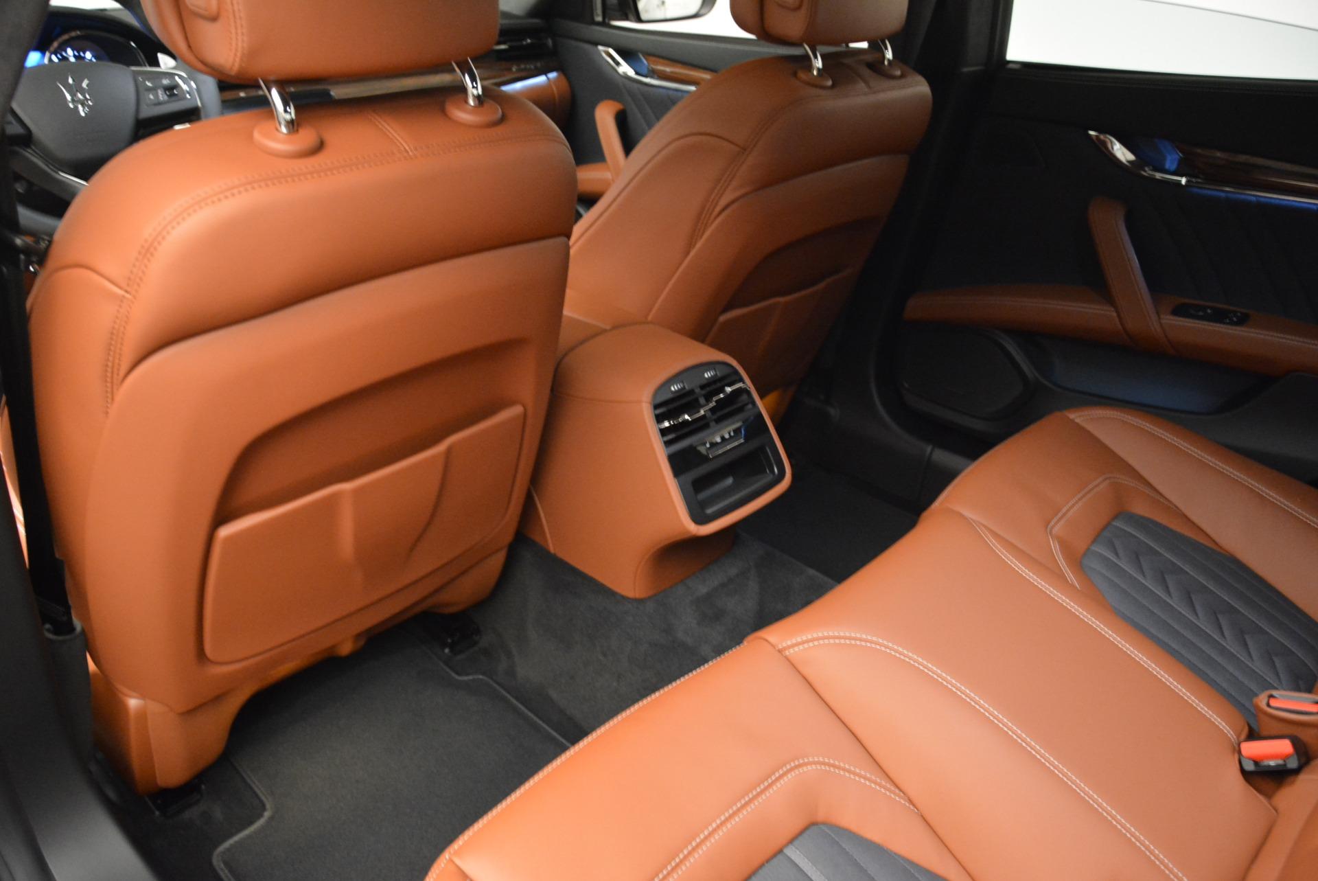 New 2018 Maserati Quattroporte S Q4 GranLusso For Sale In Greenwich, CT 1816_p17