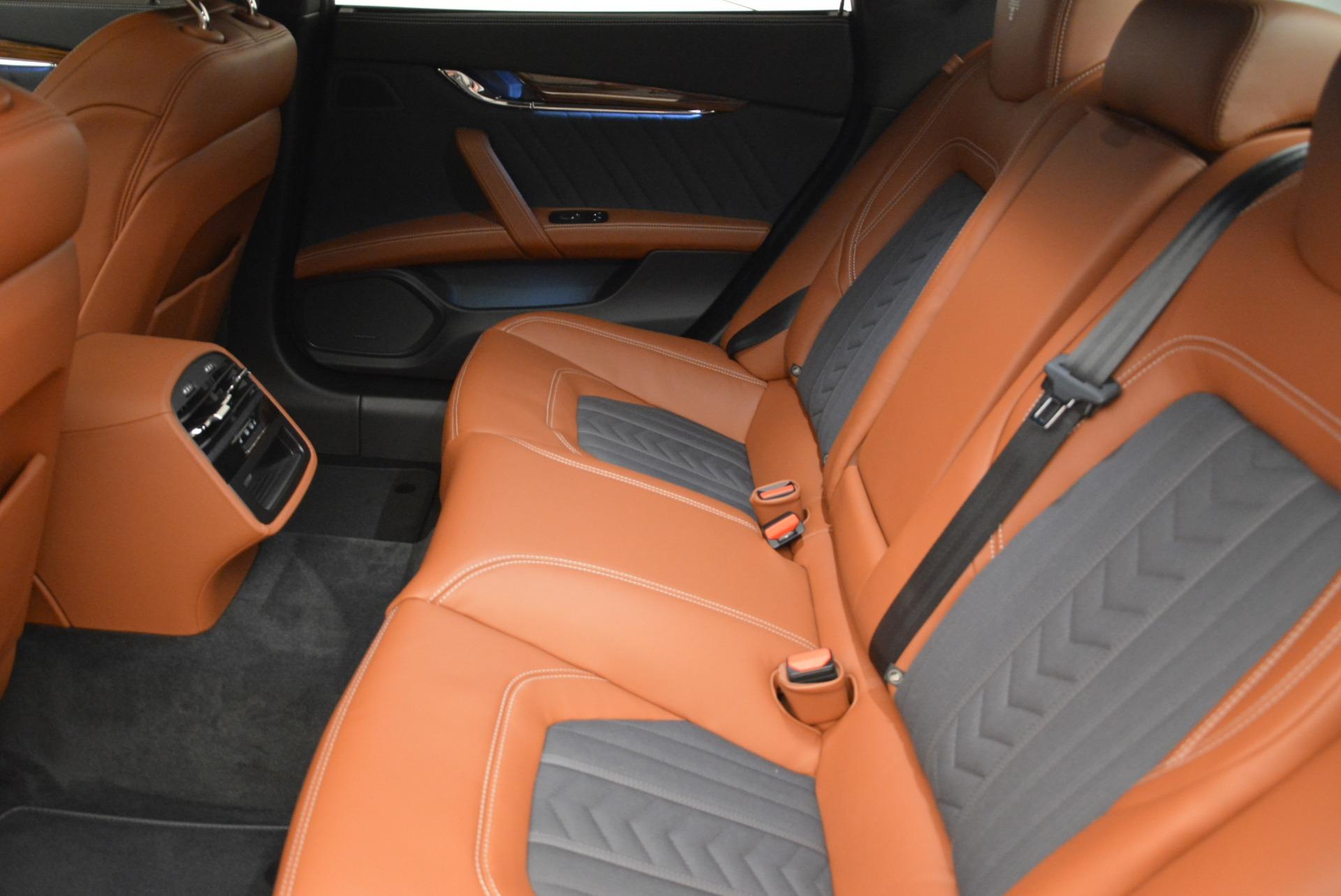 New 2018 Maserati Quattroporte S Q4 GranLusso For Sale In Greenwich, CT 1816_p18