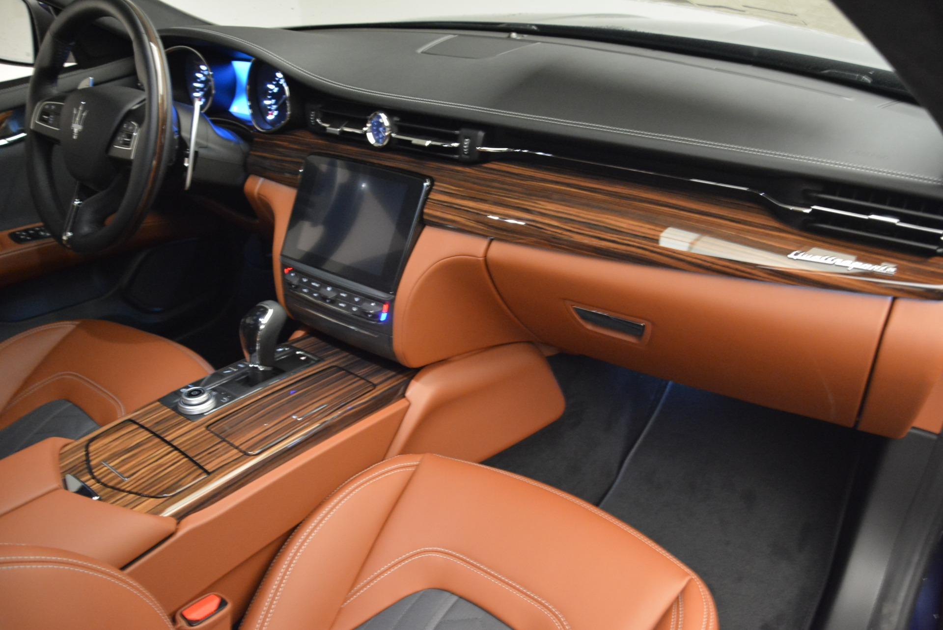 New 2018 Maserati Quattroporte S Q4 GranLusso For Sale In Greenwich, CT 1816_p20