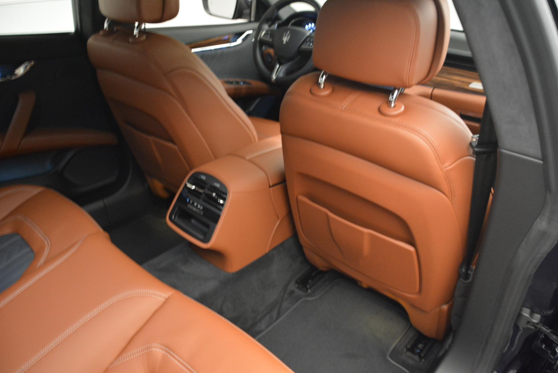 New 2018 Maserati Quattroporte S Q4 GranLusso For Sale In Greenwich, CT 1816_p23