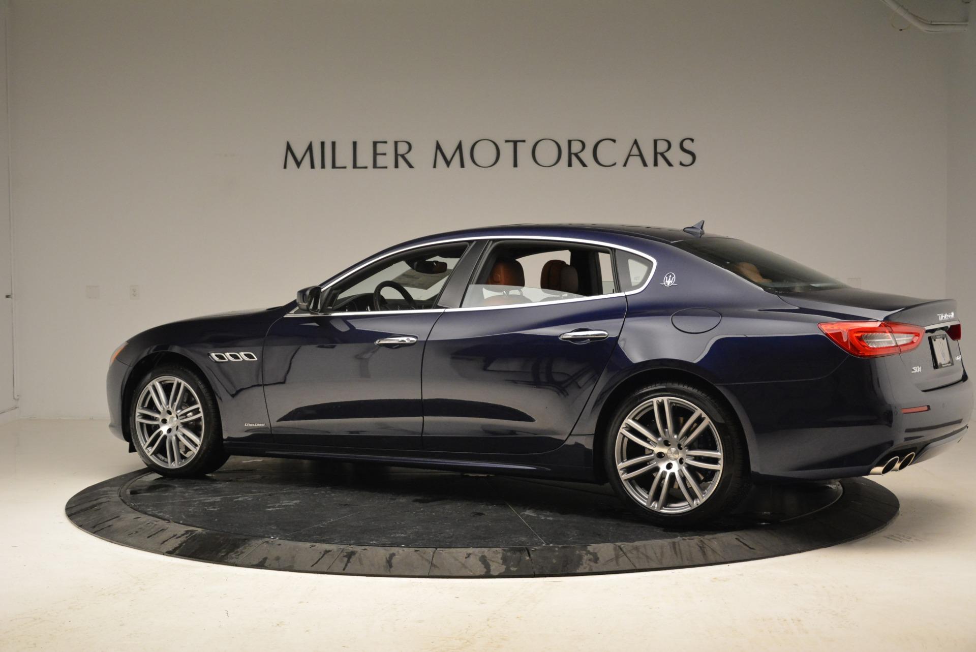 New 2018 Maserati Quattroporte S Q4 GranLusso For Sale In Greenwich, CT 1816_p4
