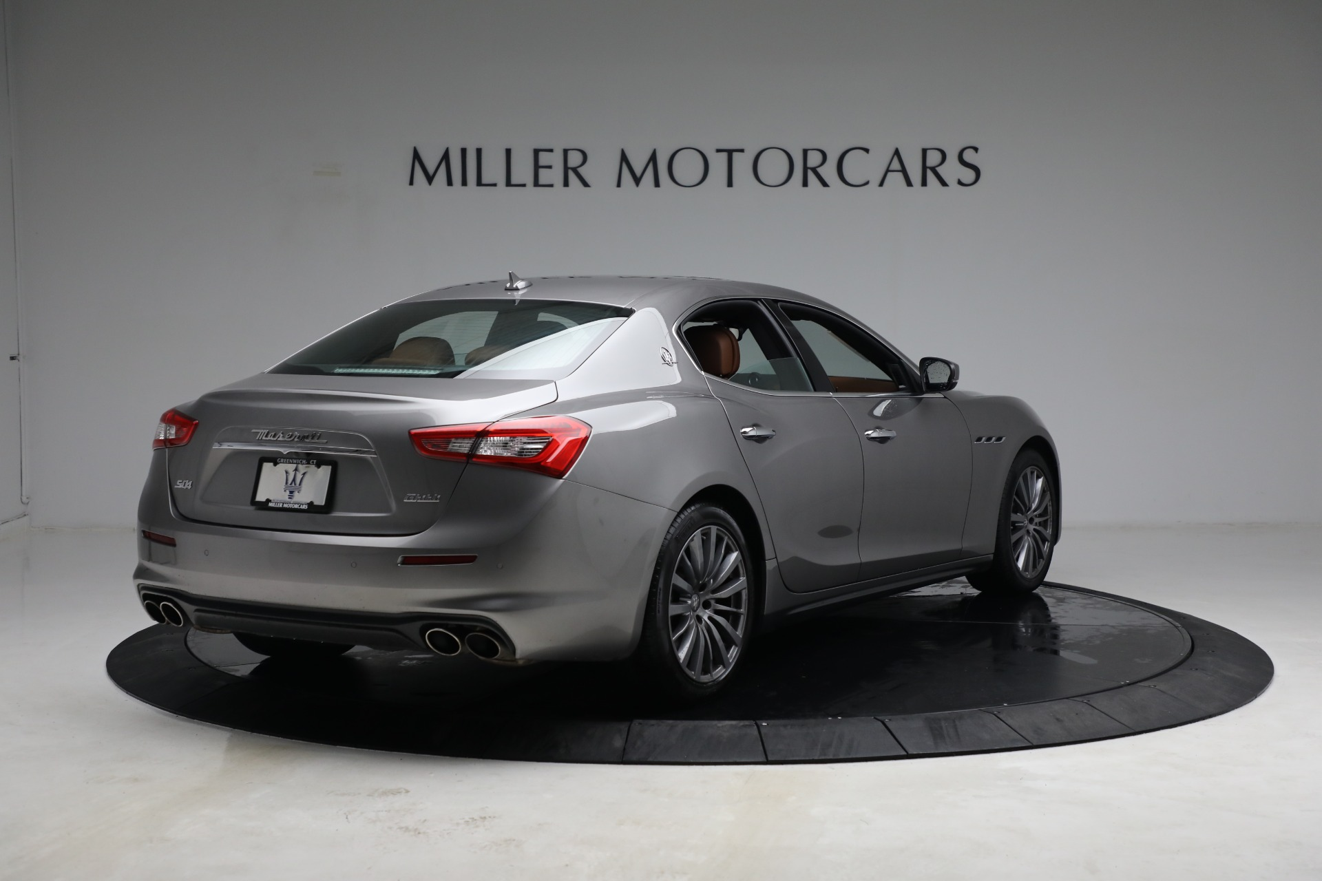 New 2018 Maserati Ghibli S Q4 For Sale In Greenwich, CT 1819_p5