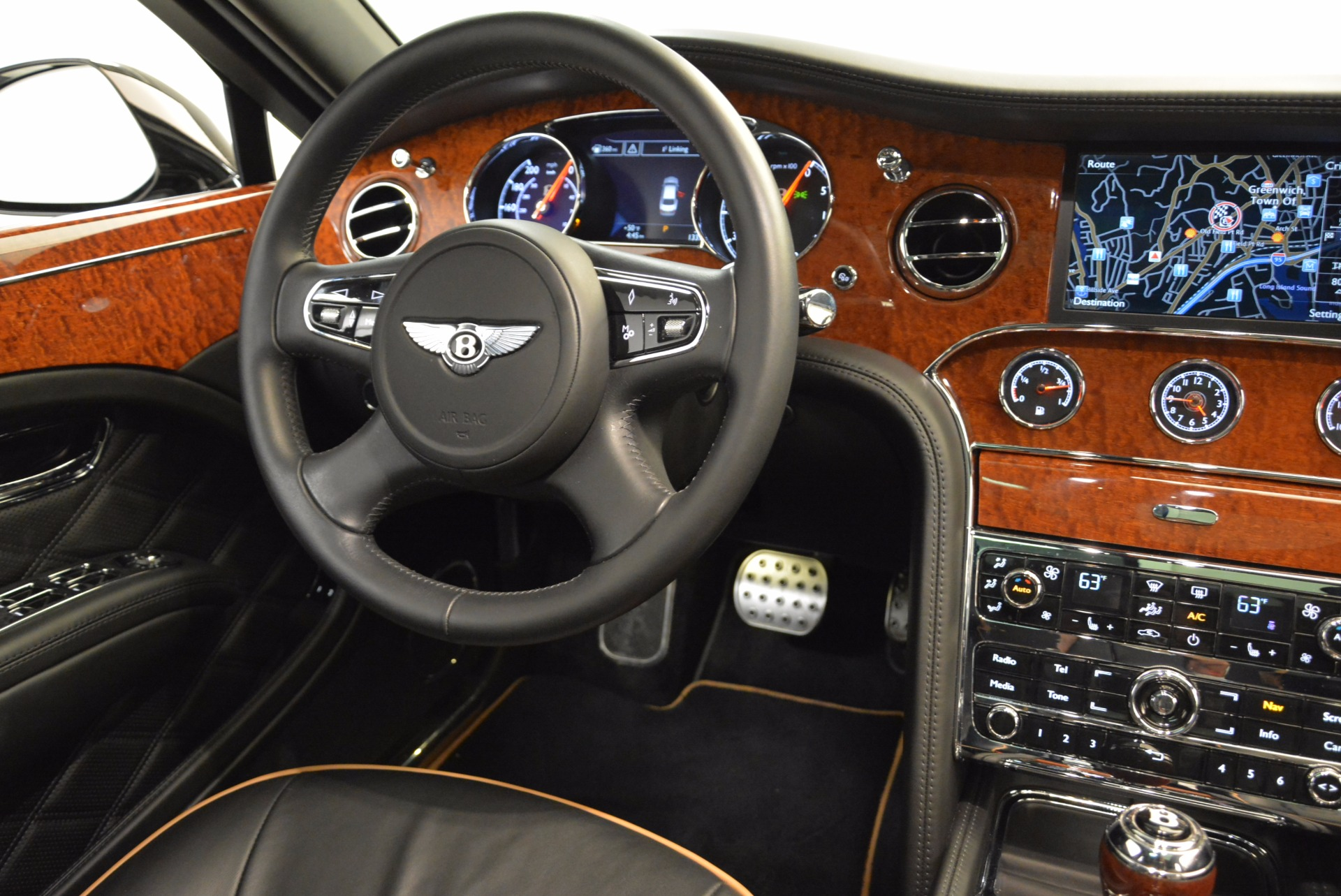 Used 2016 Bentley Mulsanne  For Sale In Greenwich, CT 1826_p51