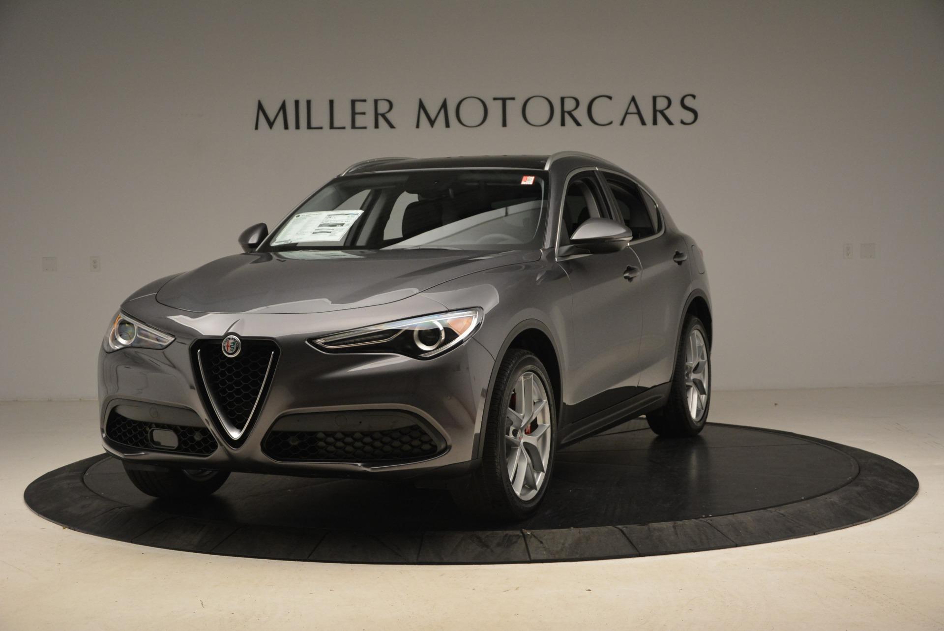 New 2018 Alfa Romeo Stelvio Ti Q4 For Sale In Greenwich, CT 1829_main