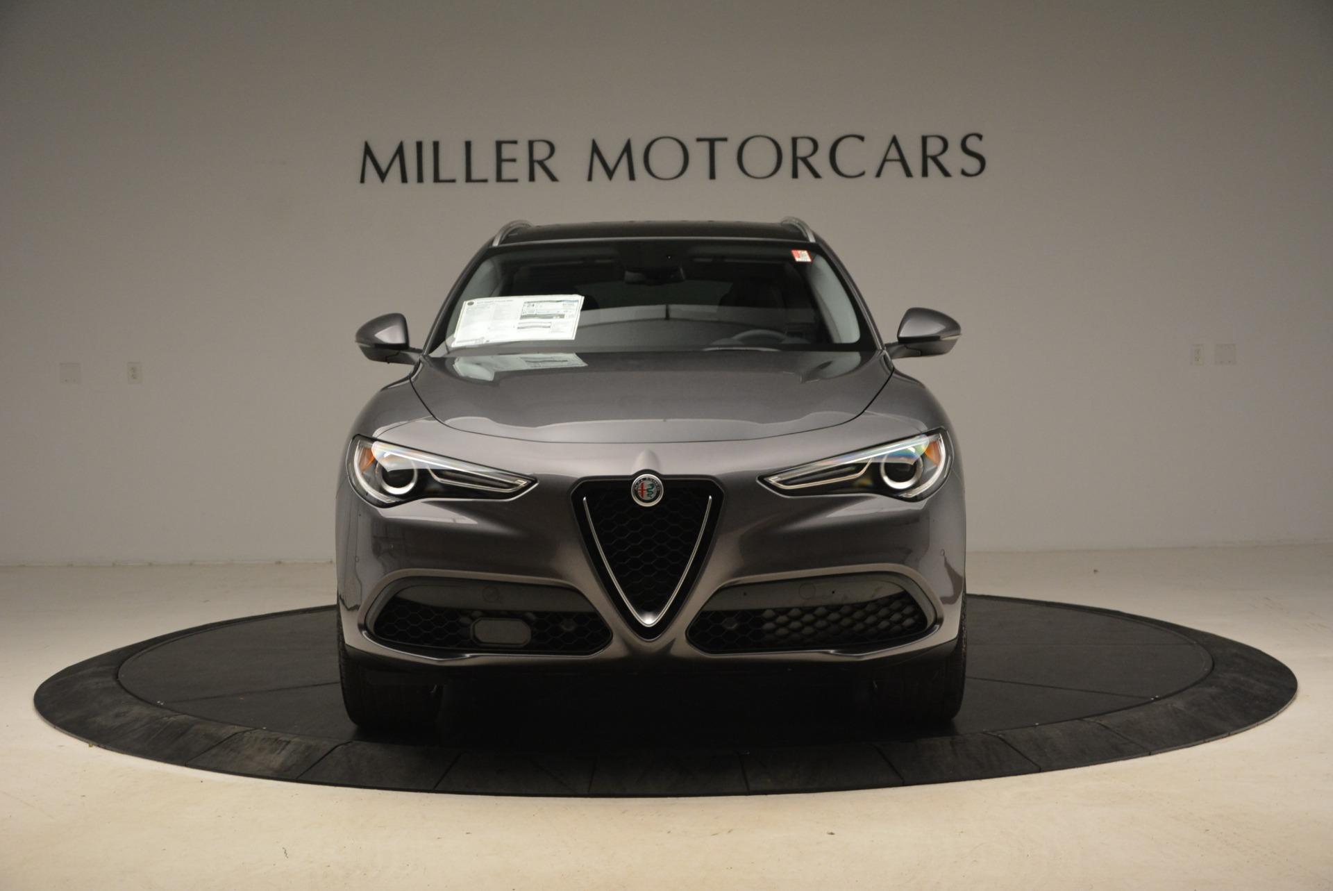 New 2018 Alfa Romeo Stelvio Ti Q4 For Sale In Greenwich, CT 1829_p12