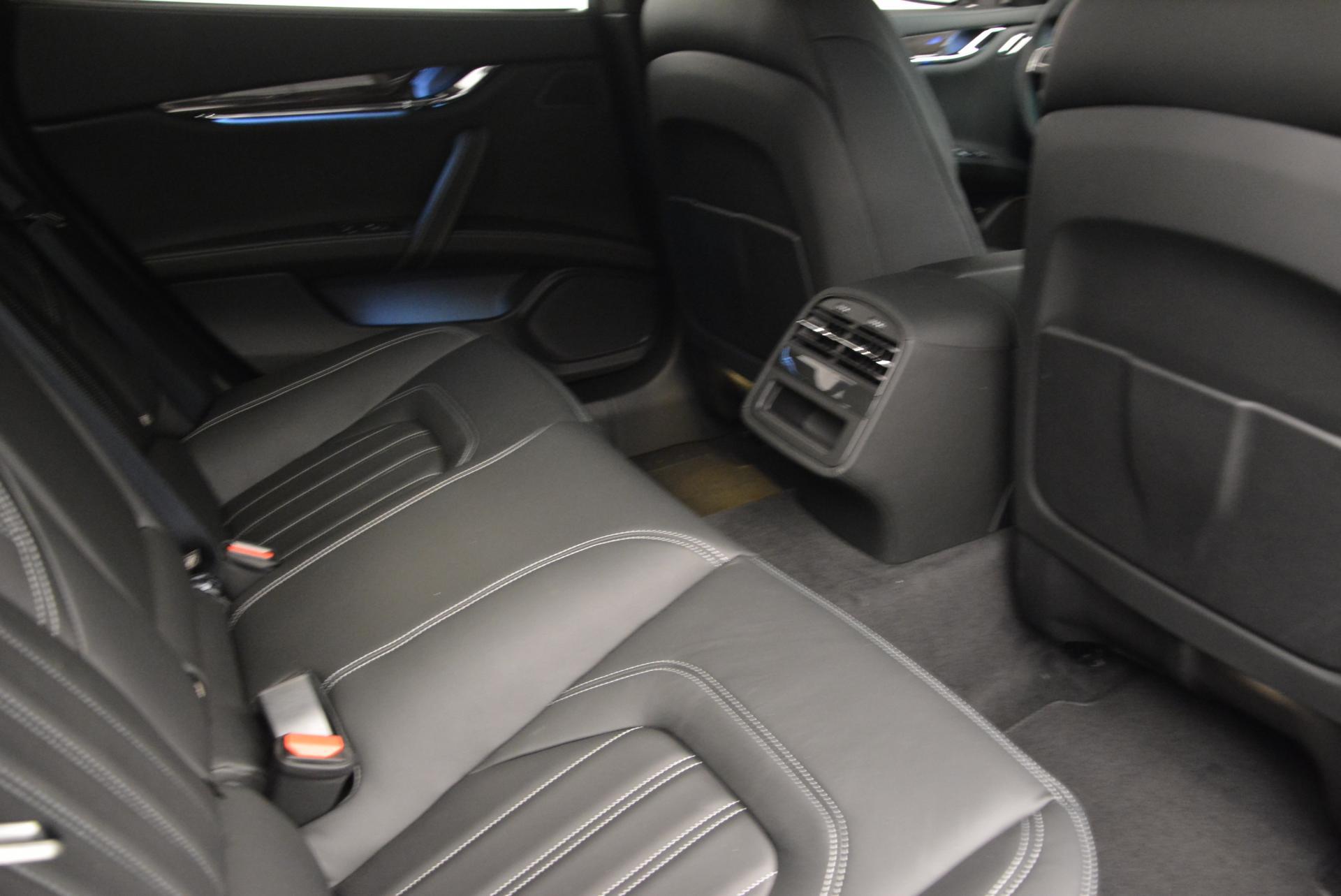 New 2016 Maserati Quattroporte S Q4 For Sale In Greenwich, CT 183_p23