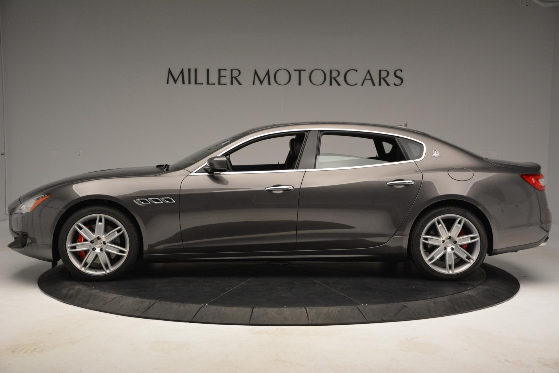 New 2016 Maserati Quattroporte S Q4 For Sale In Greenwich, CT 183_p4