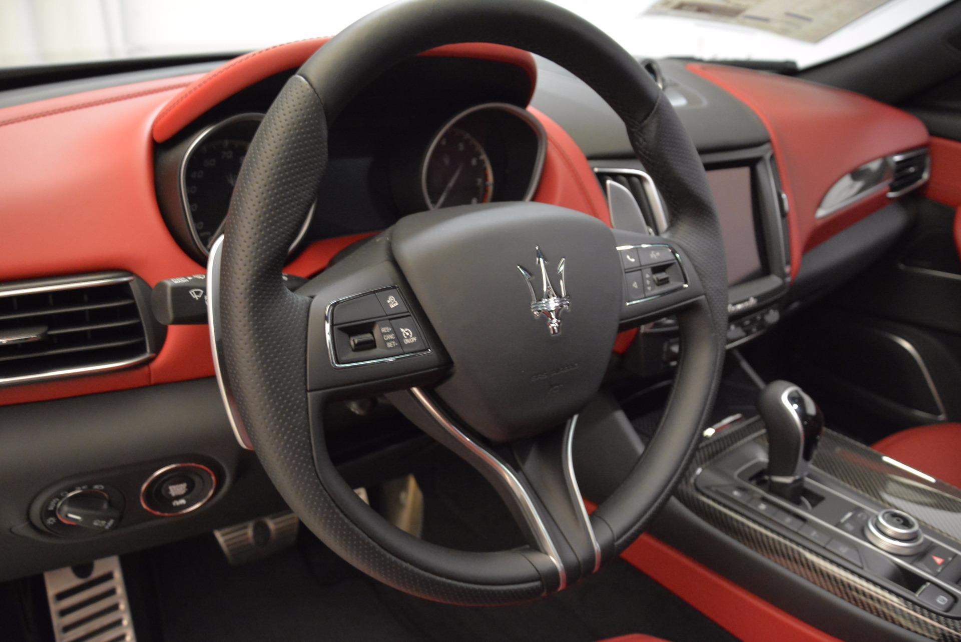New 2017 Maserati Levante S Q4 For Sale In Greenwich, CT 1832_p14
