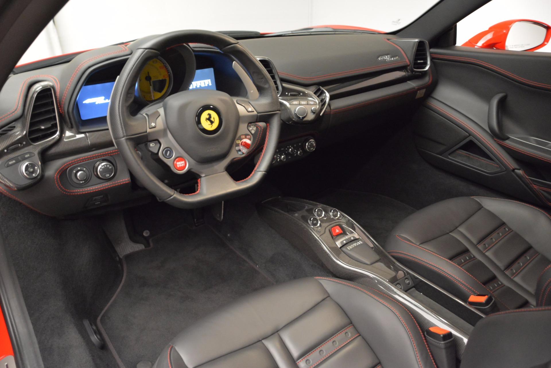 Used 2012 Ferrari 458 Italia  For Sale In Greenwich, CT 1833_p13