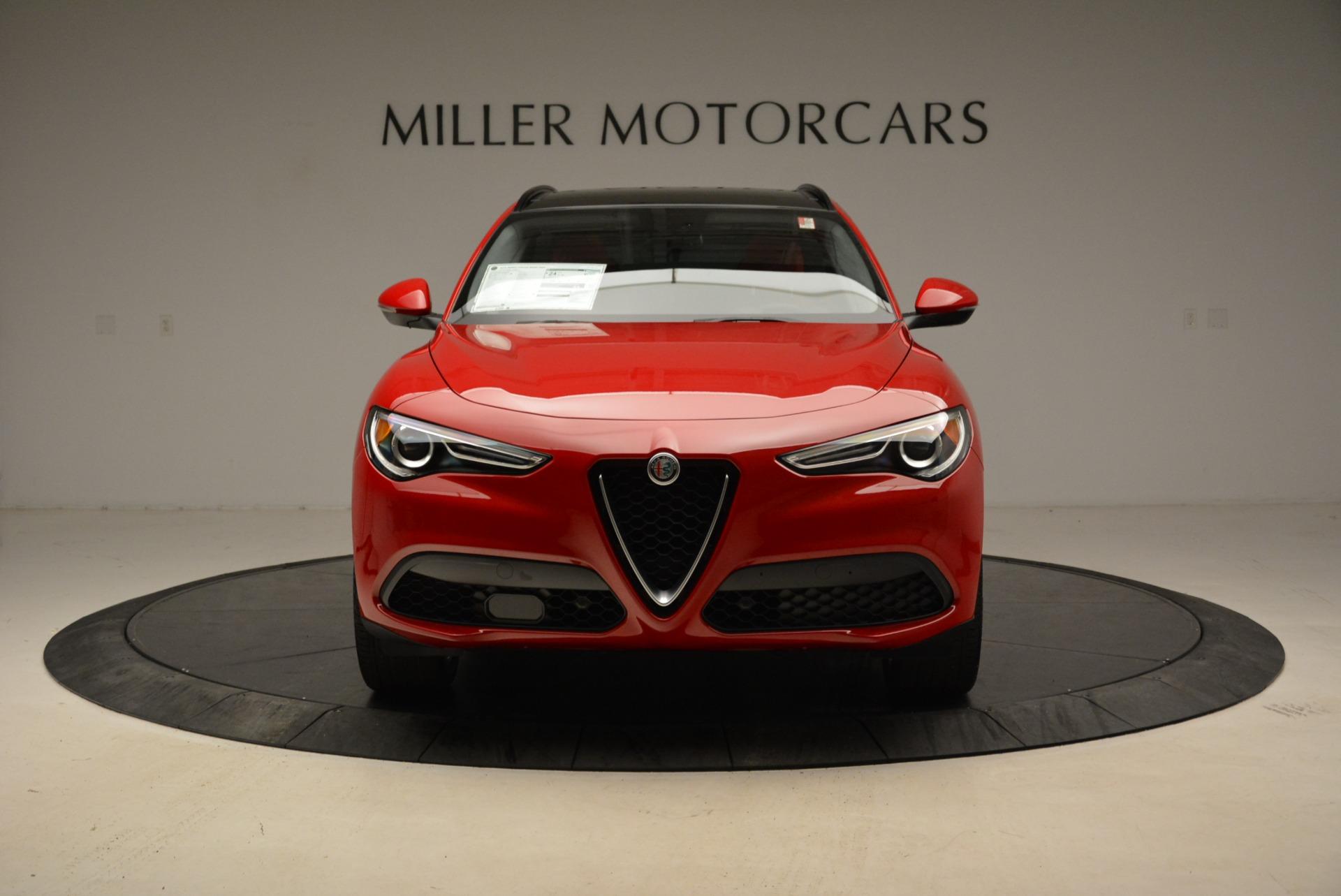 New 2018 Alfa Romeo Stelvio Sport Q4 For Sale In Greenwich, CT 1834_p12