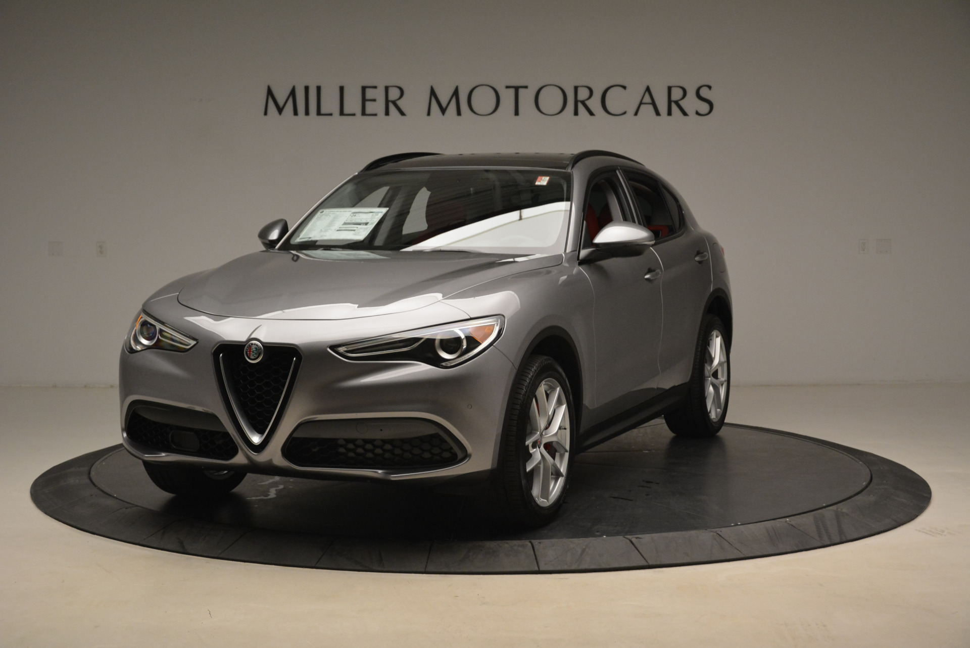 New 2018 Alfa Romeo Stelvio Sport Q4 For Sale In Greenwich, CT 1836_main
