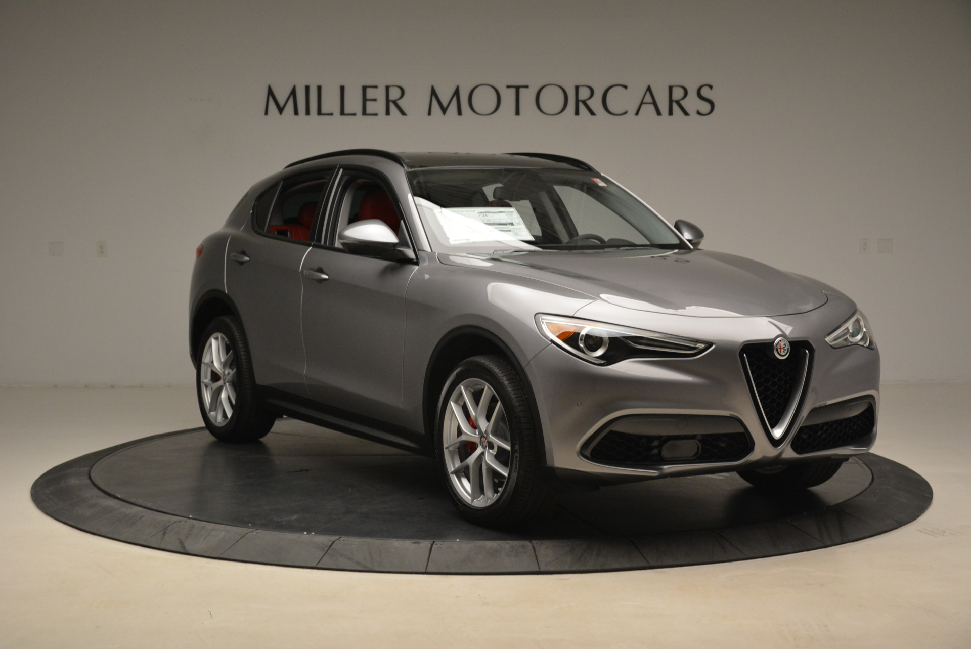 New 2018 Alfa Romeo Stelvio Sport Q4 For Sale In Greenwich, CT 1836_p11