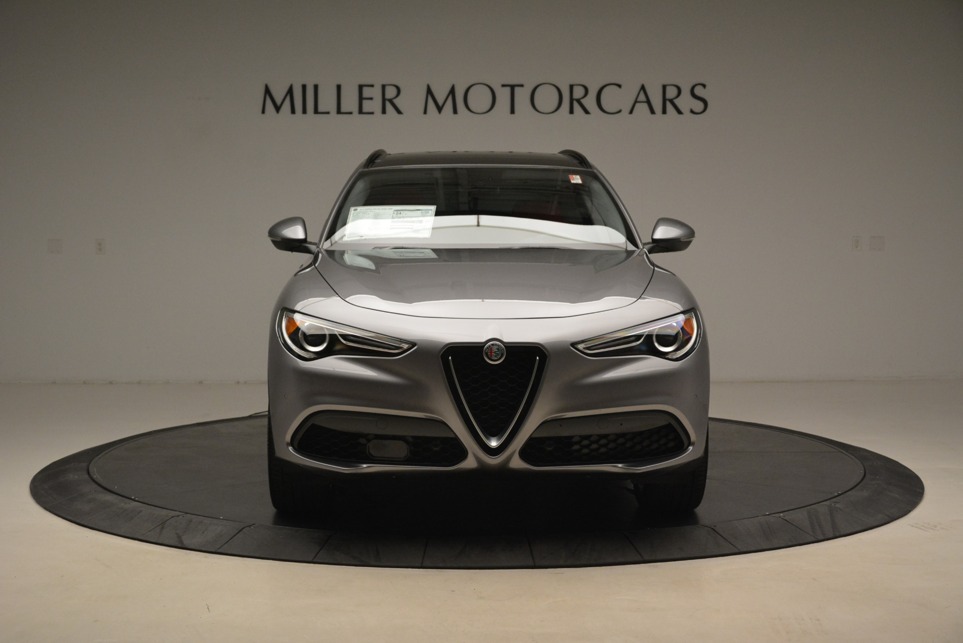 New 2018 Alfa Romeo Stelvio Sport Q4 For Sale In Greenwich, CT 1836_p12