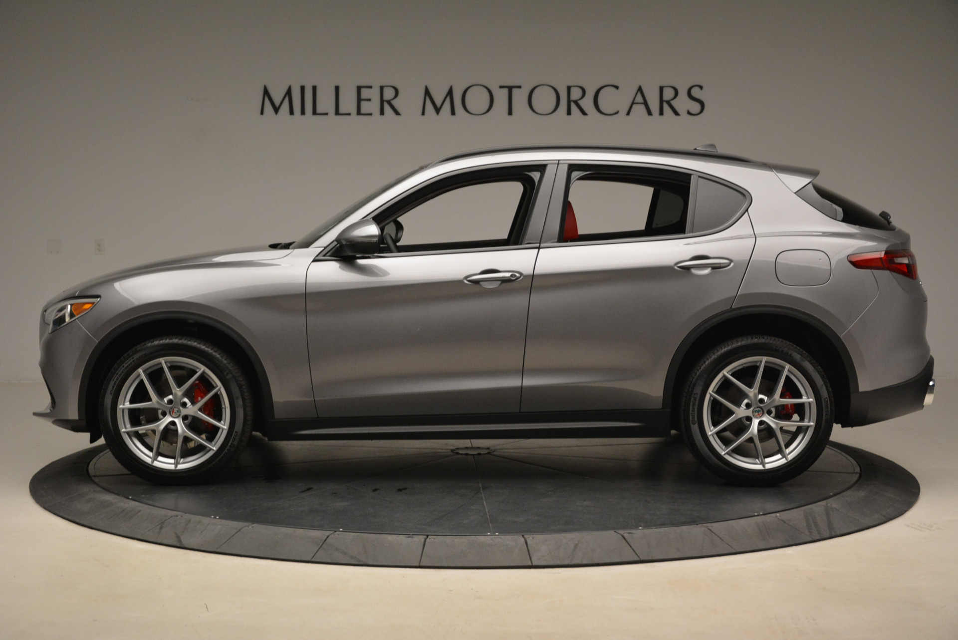 New 2018 Alfa Romeo Stelvio Sport Q4 For Sale In Greenwich, CT 1836_p3