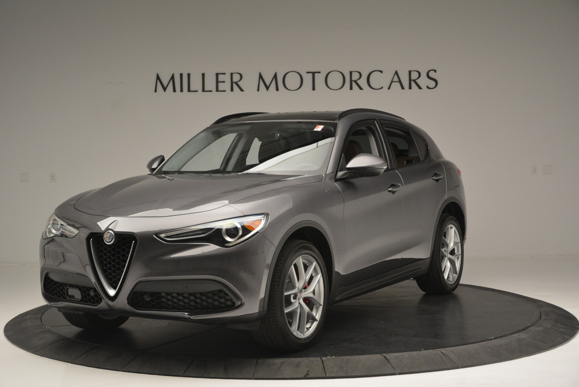 New 2018 Alfa Romeo Stelvio Sport Q4 For Sale In Greenwich, CT 1837_main