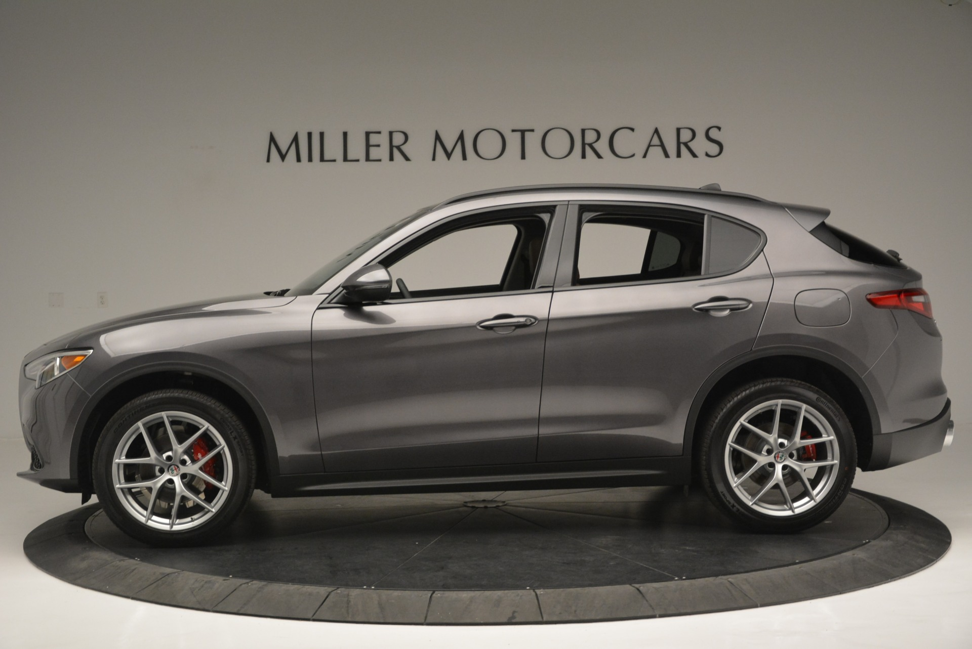 New 2018 Alfa Romeo Stelvio Sport Q4 For Sale In Greenwich, CT 1837_p3