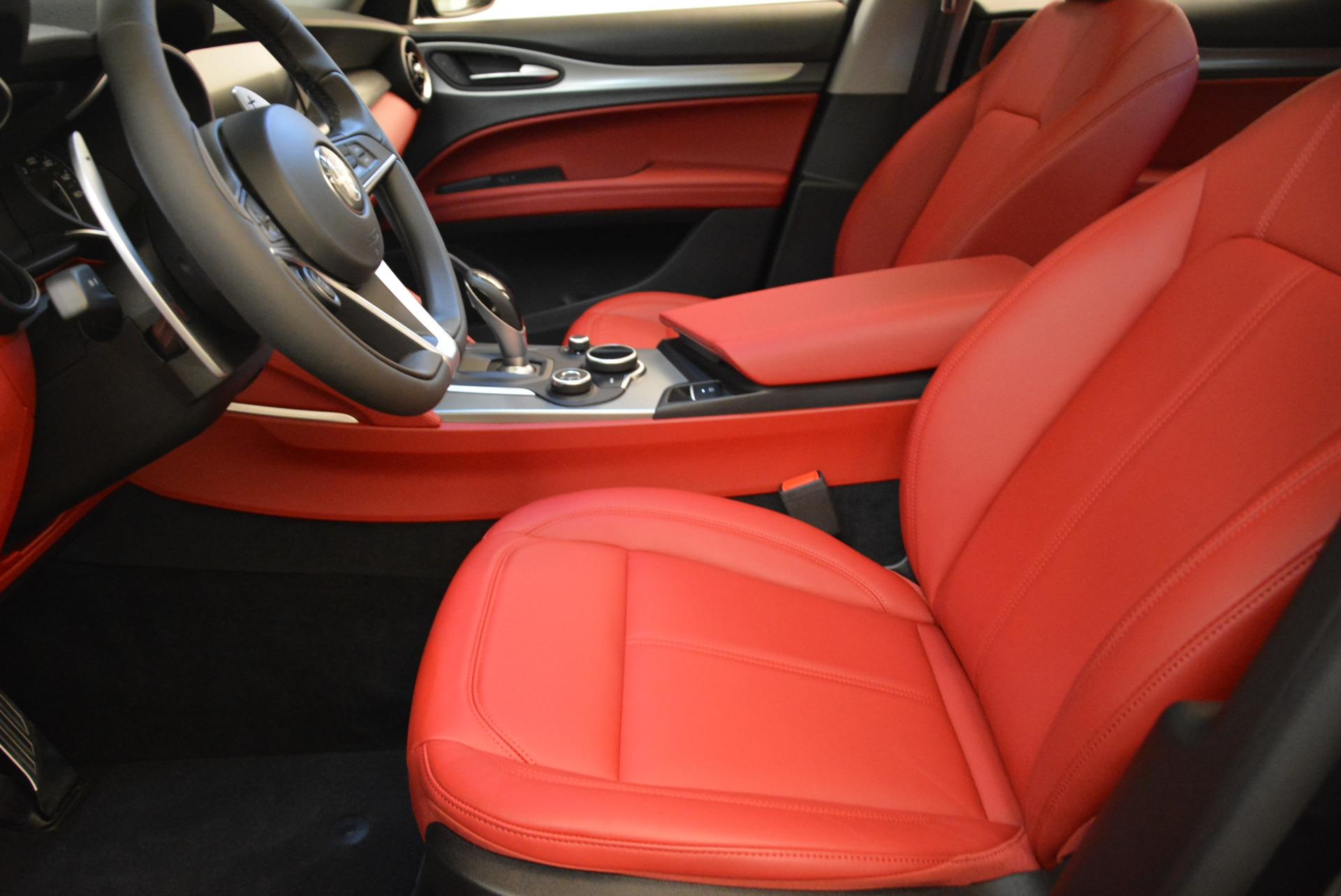 New 2018 Alfa Romeo Stelvio Sport Q4 For Sale In Greenwich, CT 1838_p14