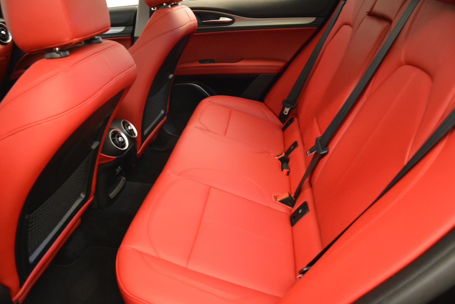 New 2018 Alfa Romeo Stelvio Sport Q4 For Sale In Greenwich, CT 1838_p17