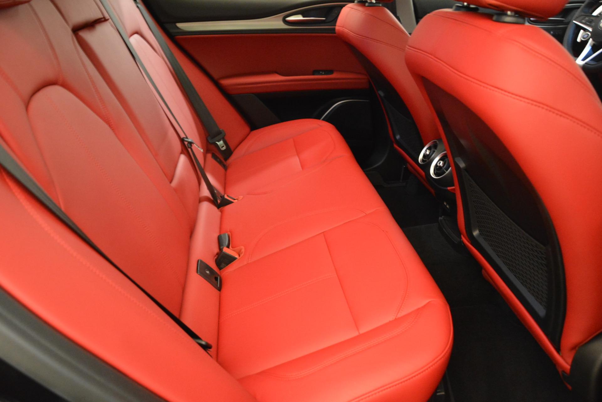 New 2018 Alfa Romeo Stelvio Sport Q4 For Sale In Greenwich, CT 1838_p23