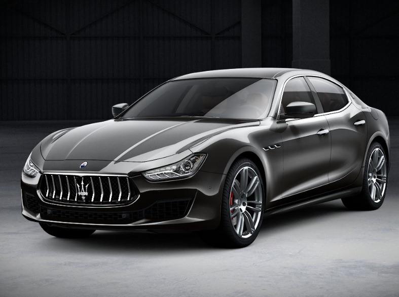 New 2018 Maserati Ghibli S Q4 For Sale In Greenwich, CT 1841_main