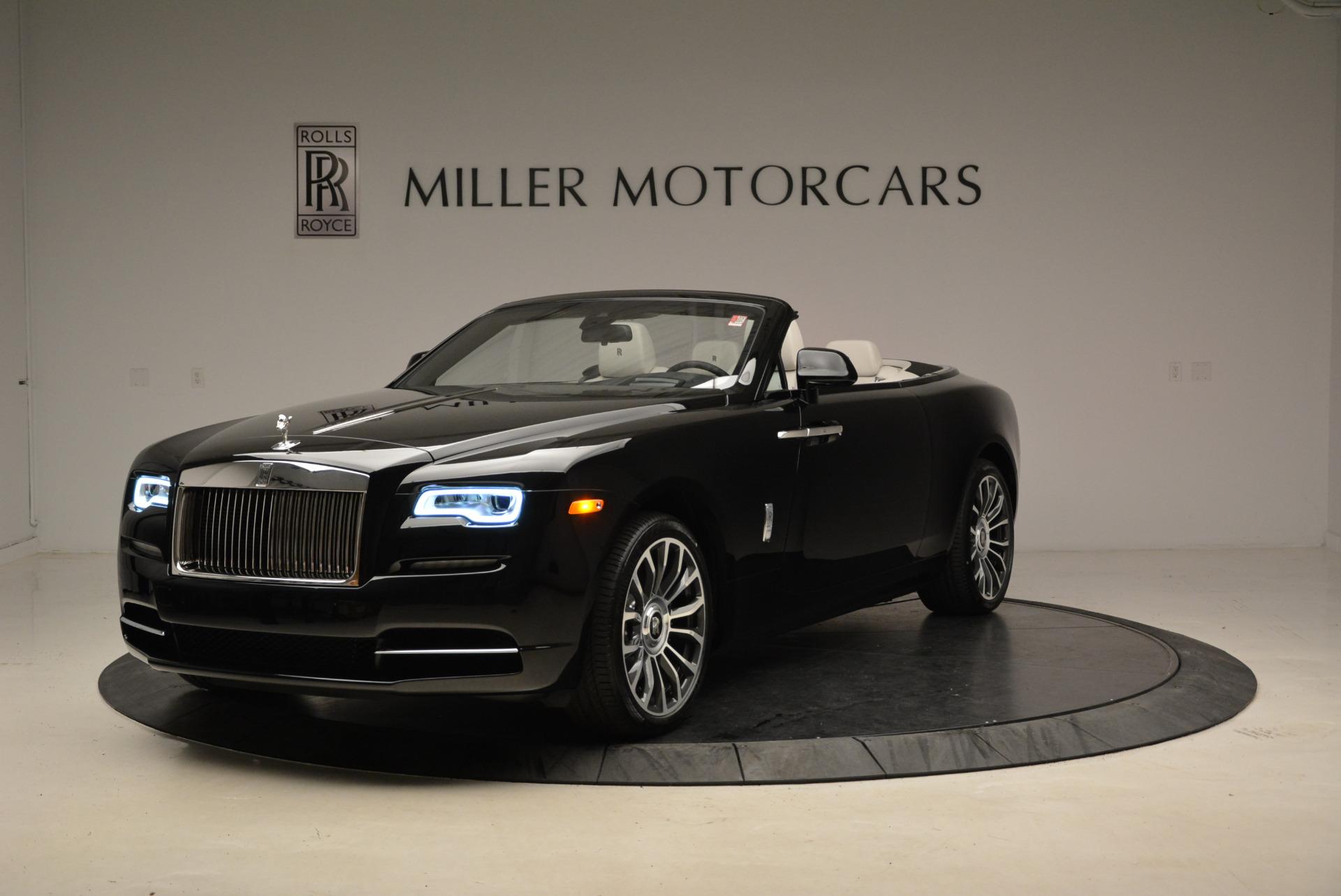 New 2018 Rolls-Royce Dawn  For Sale In Greenwich, CT 1842_main