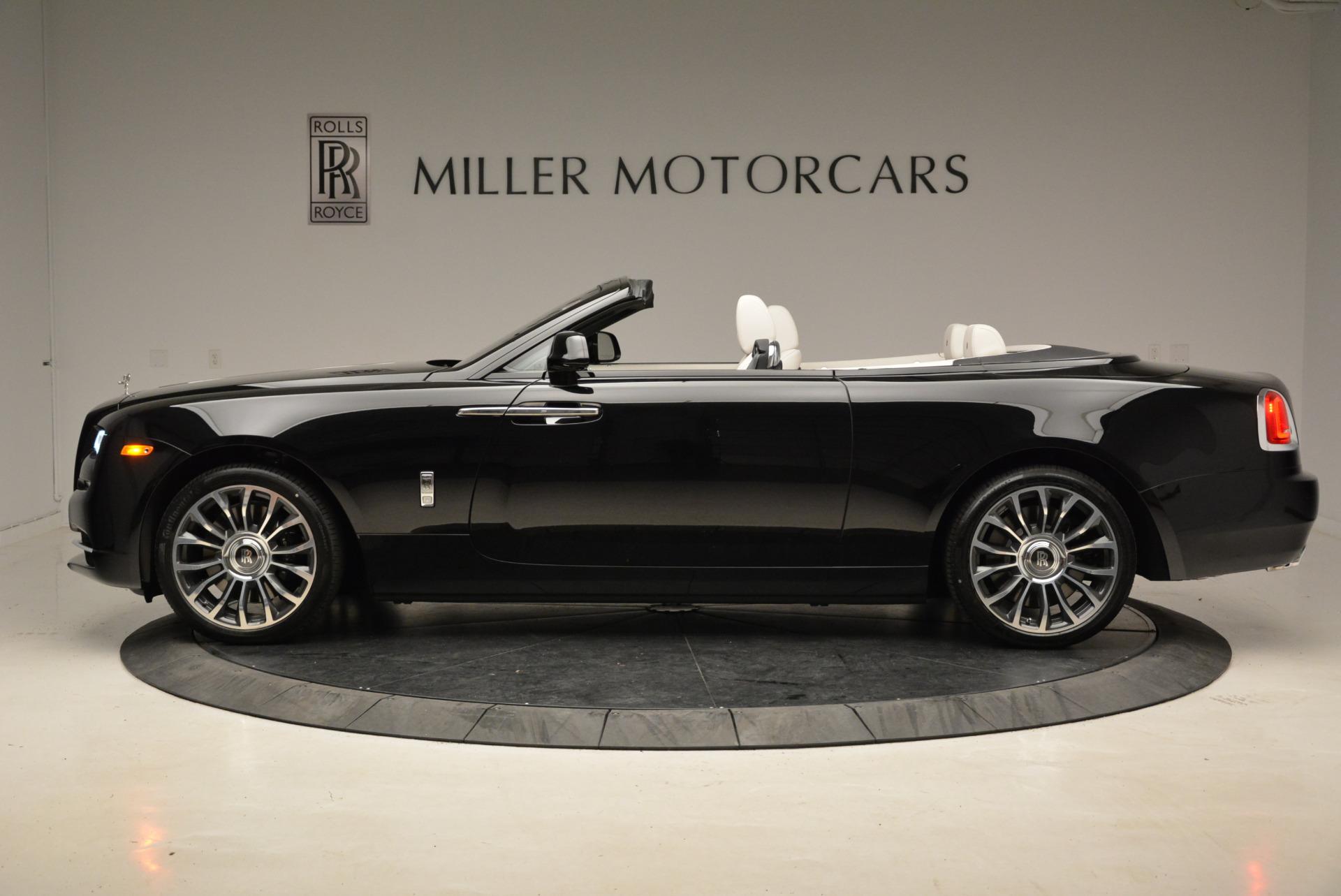 New 2018 Rolls-Royce Dawn  For Sale In Greenwich, CT 1842_p3