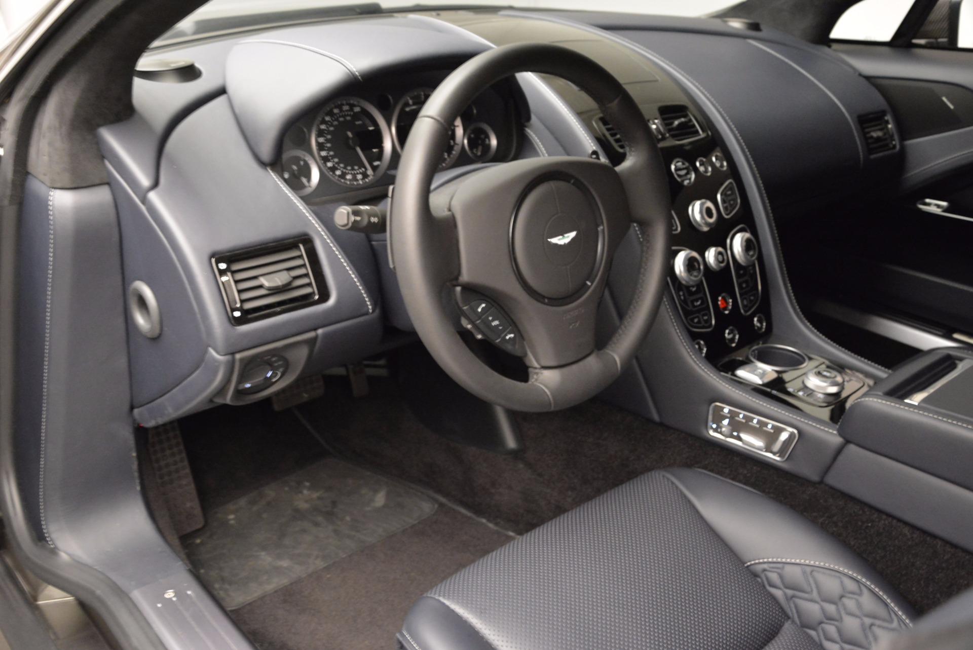 Used 2017 Aston Martin Rapide S Sedan For Sale In Greenwich, CT 1843_p14