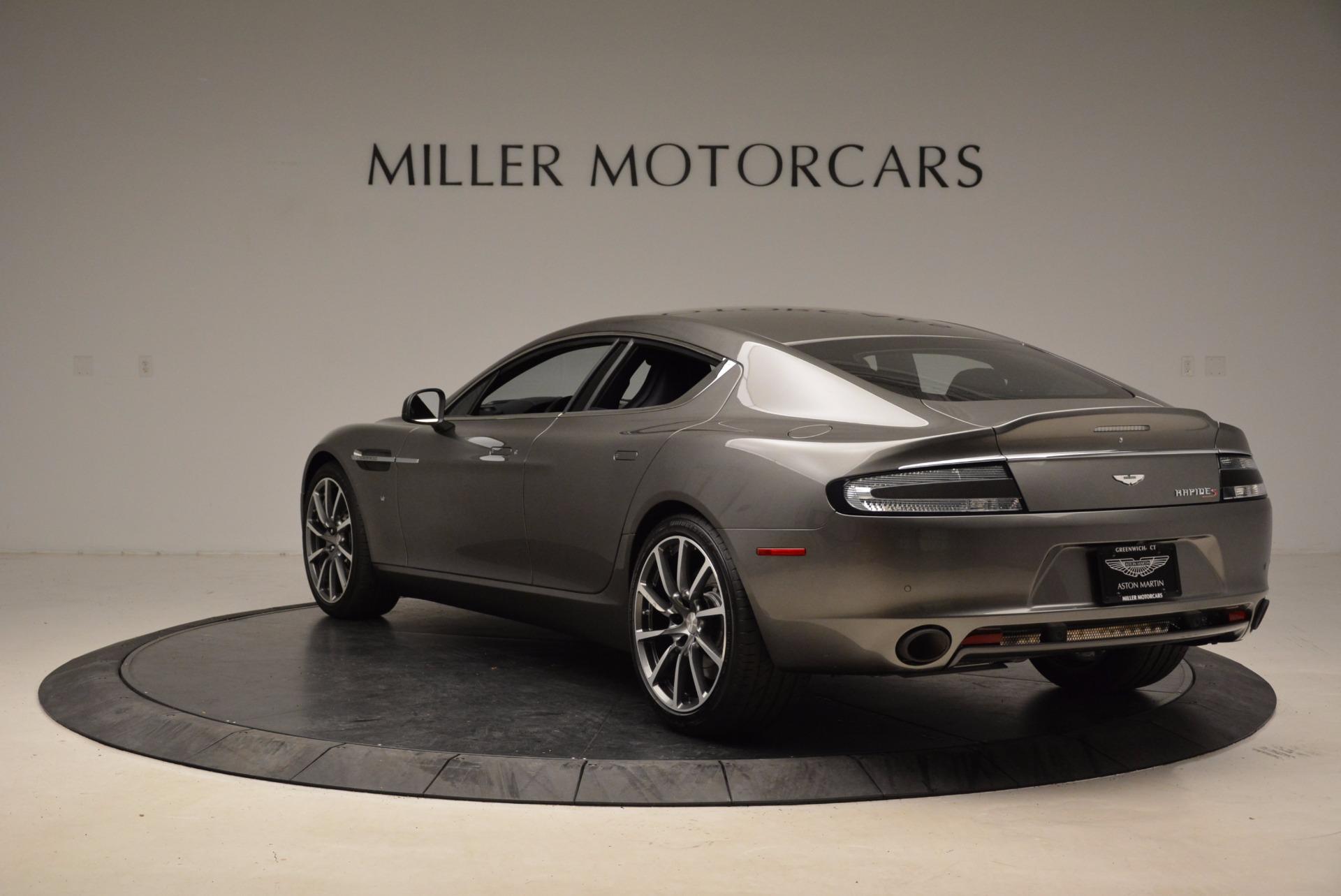 Used 2017 Aston Martin Rapide S Sedan For Sale In Greenwich, CT 1843_p5