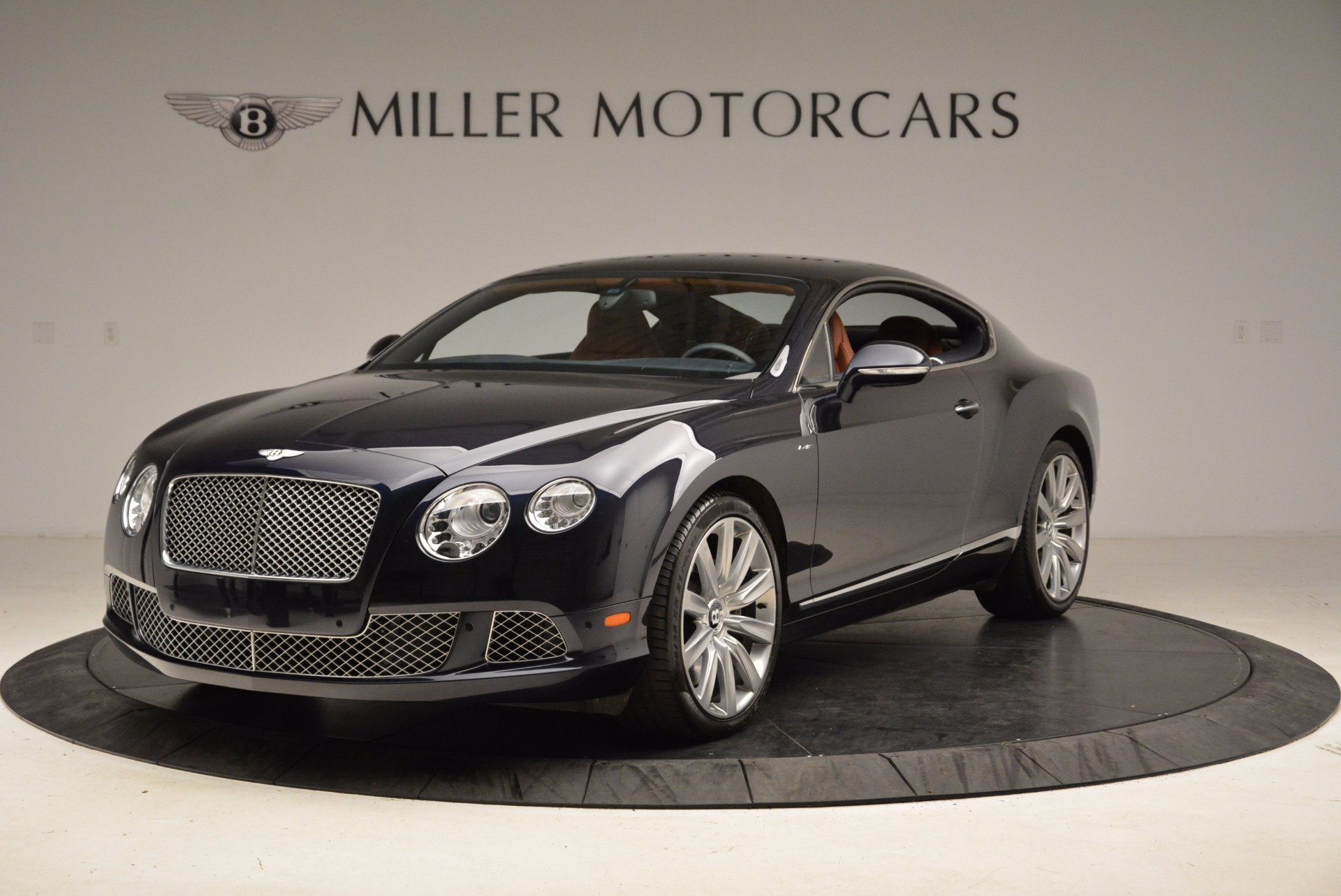 Used 2014 Bentley Continental GT W12 For Sale In Greenwich, CT