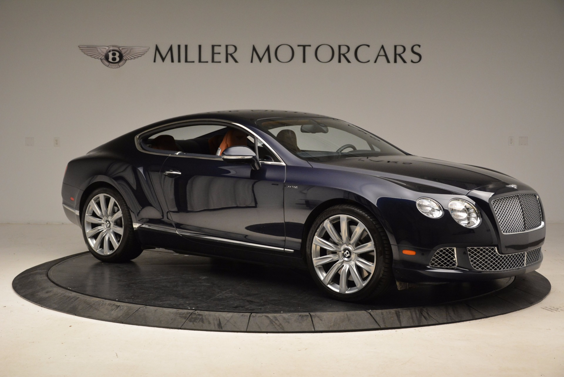 Used 2014 Bentley Continental GT W12 For Sale In Greenwich, CT 1845_p10