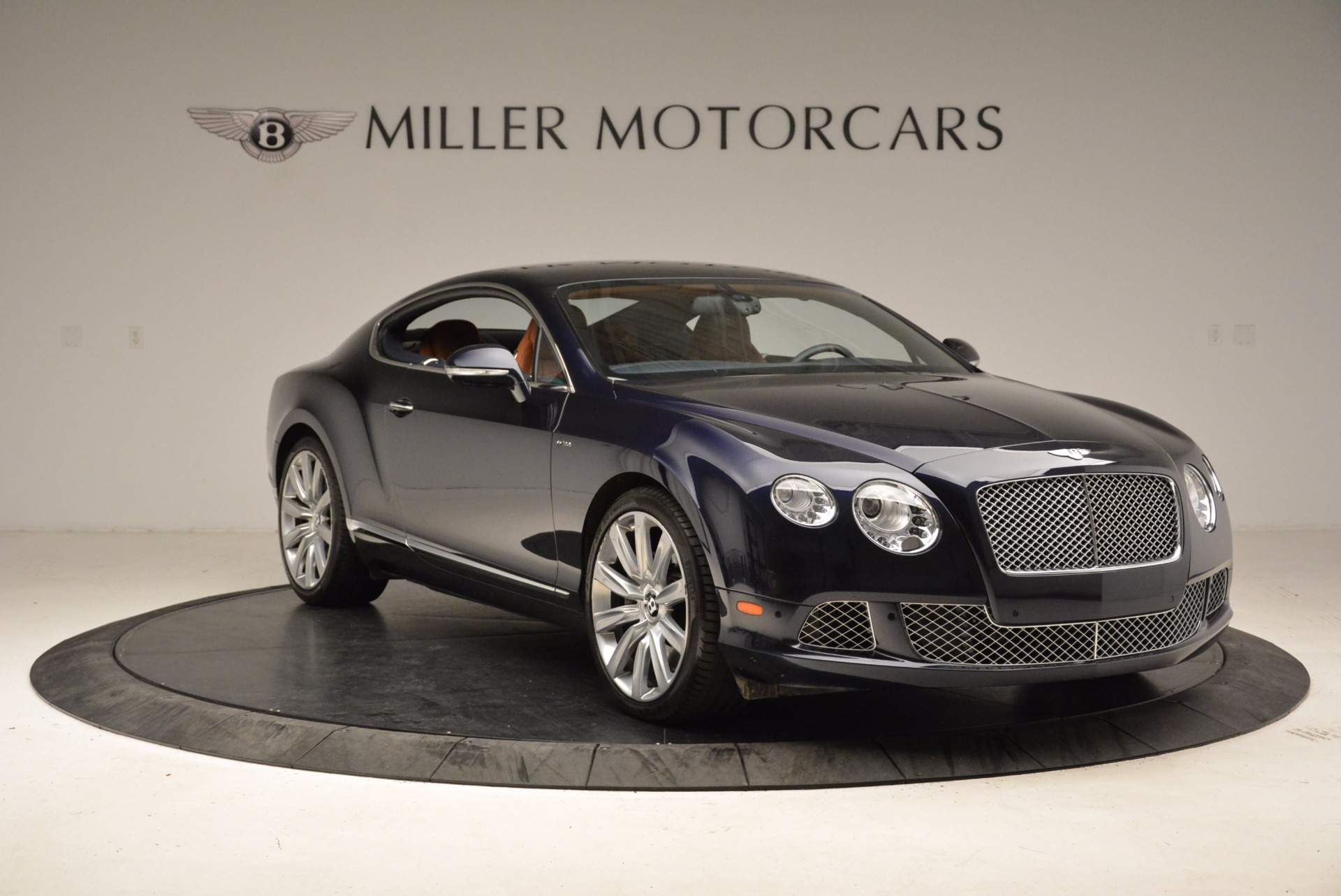Used 2014 Bentley Continental GT W12 For Sale In Greenwich, CT 1845_p11