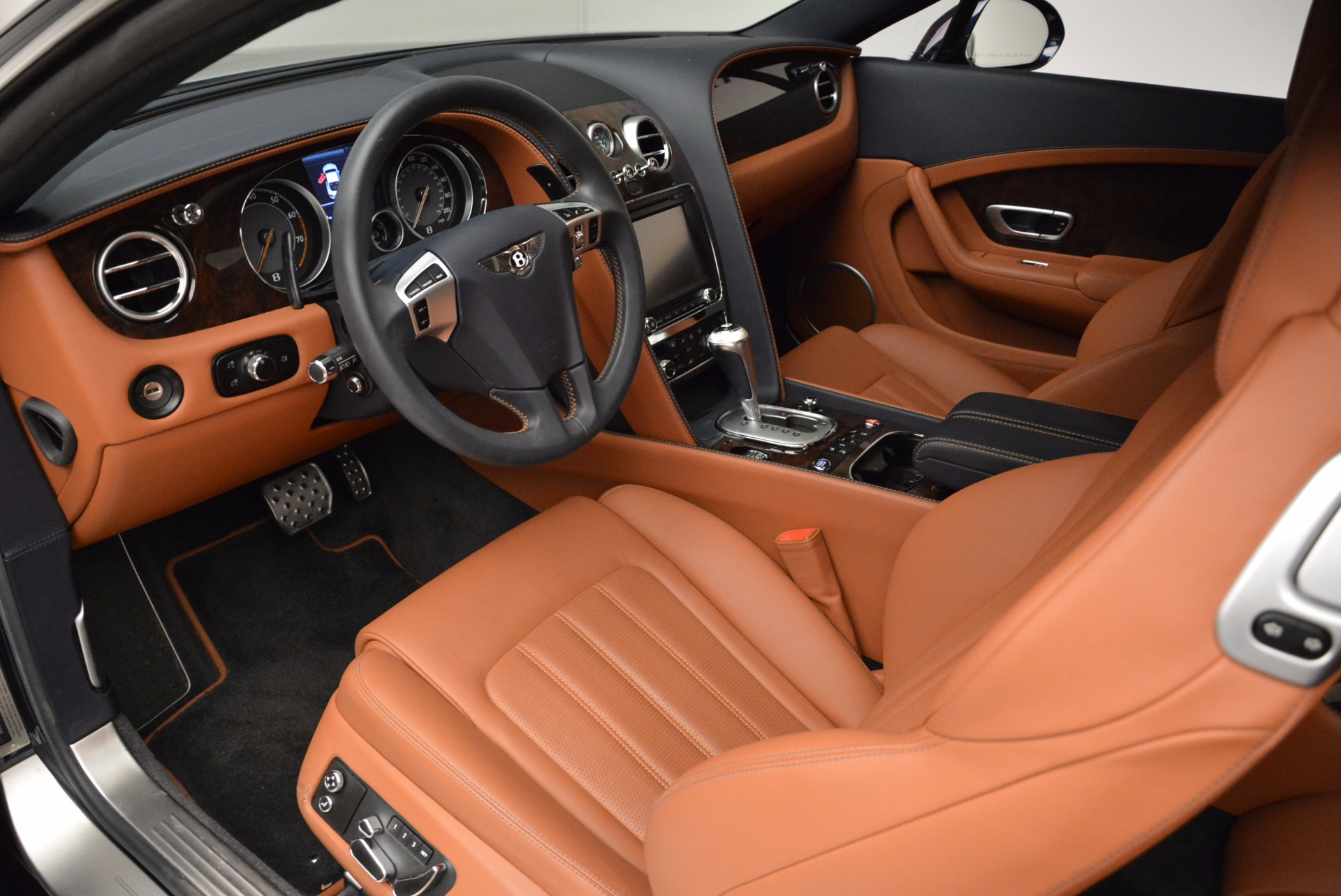 Used 2014 Bentley Continental GT W12 For Sale In Greenwich, CT 1845_p22