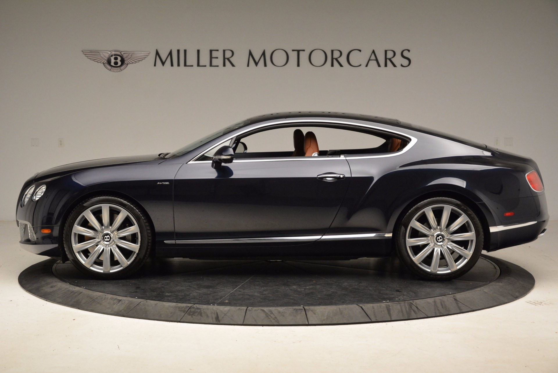 Used 2014 Bentley Continental GT W12 For Sale In Greenwich, CT 1845_p3