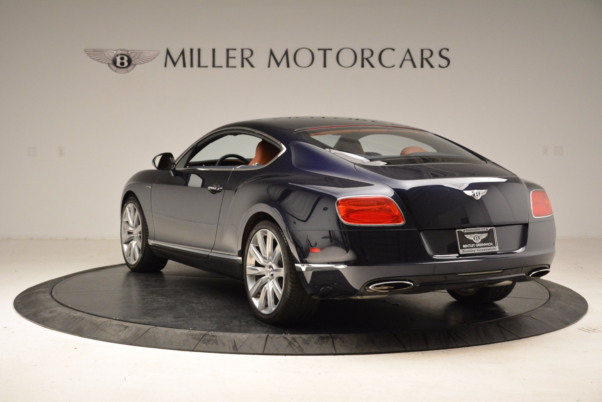 Used 2014 Bentley Continental GT W12 For Sale In Greenwich, CT 1845_p5