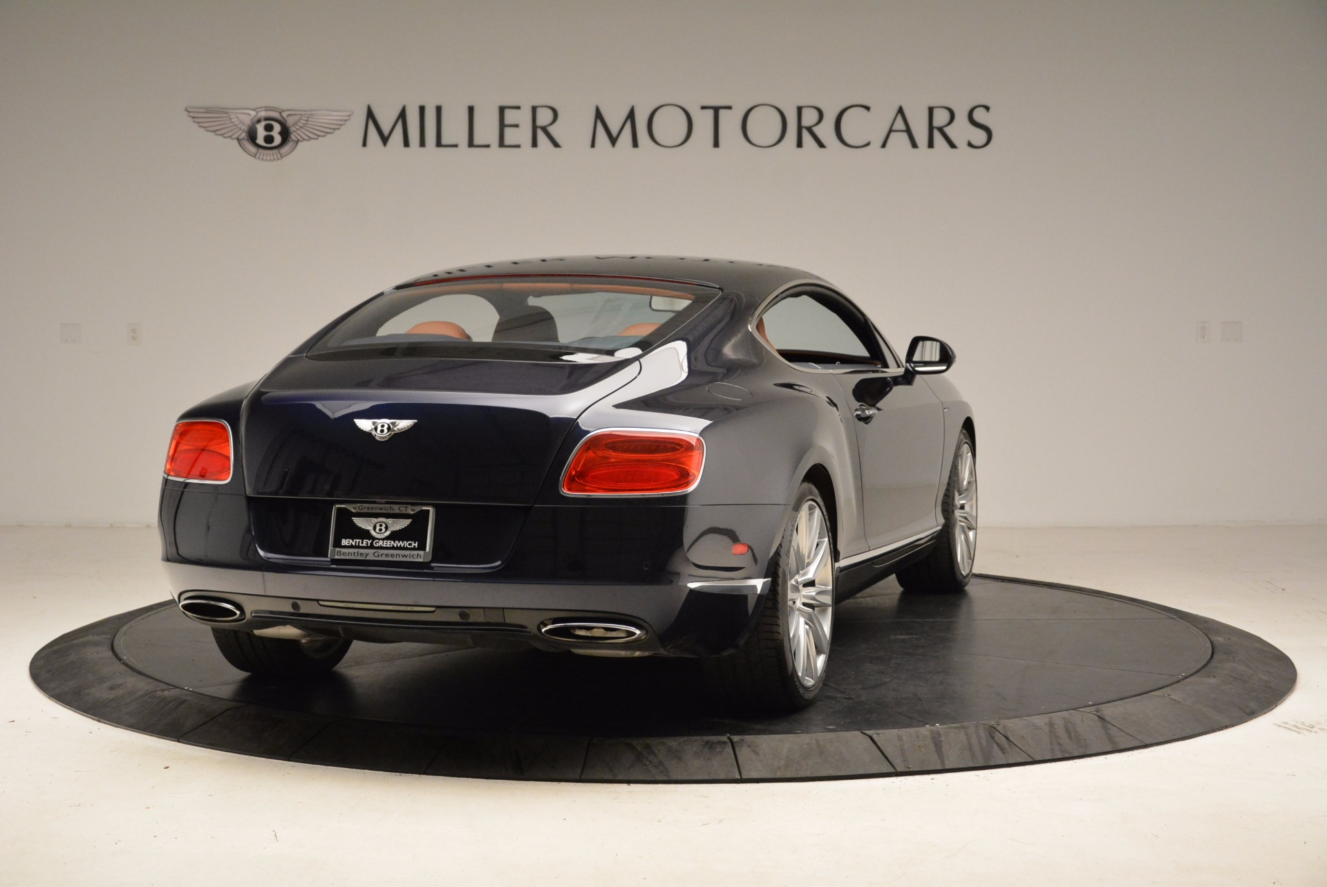 Used 2014 Bentley Continental GT W12 For Sale In Greenwich, CT 1845_p7