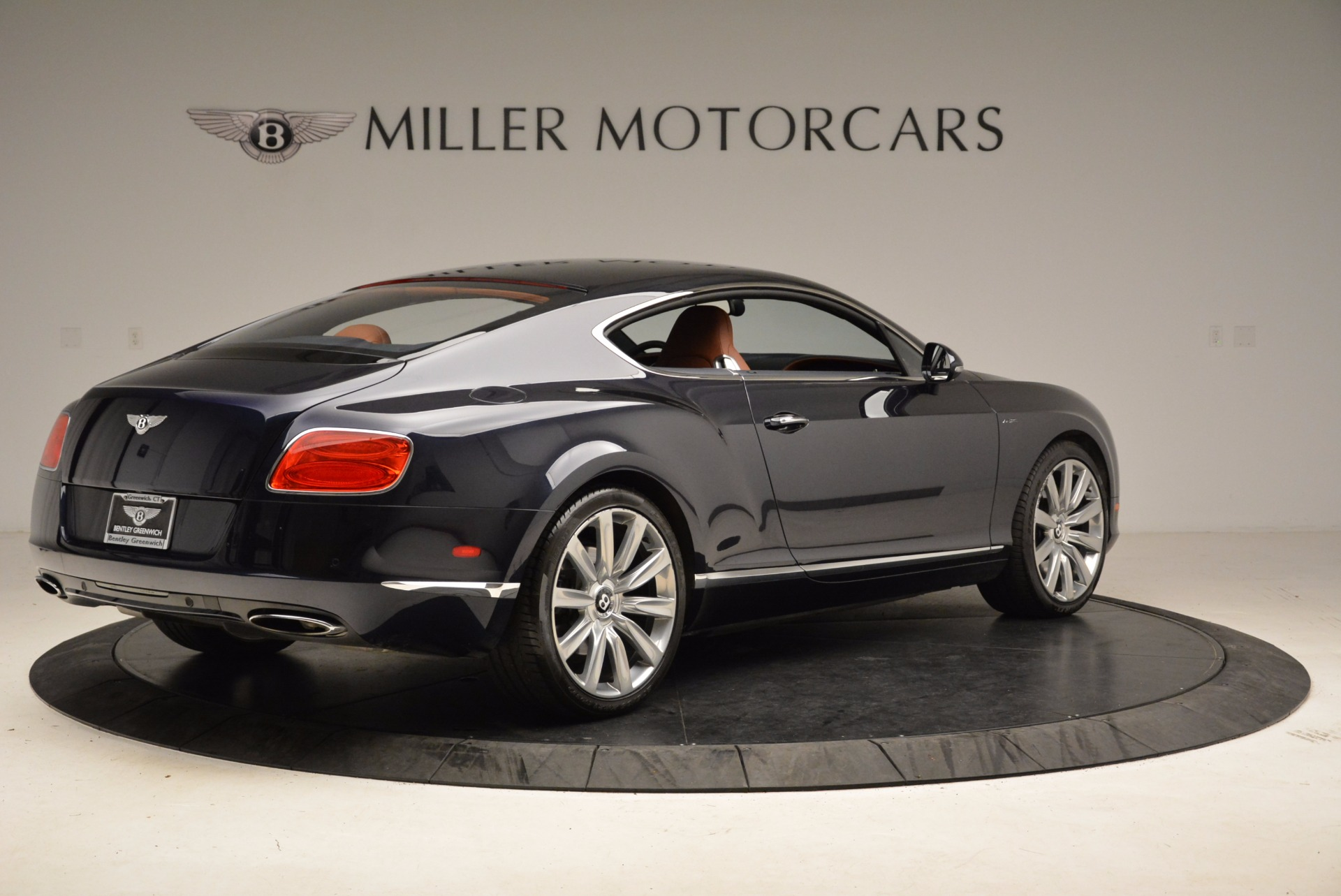 Used 2014 Bentley Continental GT W12 For Sale In Greenwich, CT 1845_p8