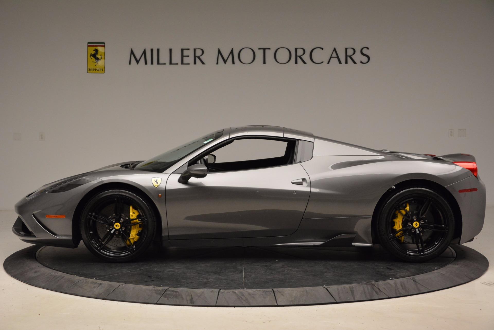 Used 2015 Ferrari 458 Speciale Aperta  For Sale In Greenwich, CT 1847_p15