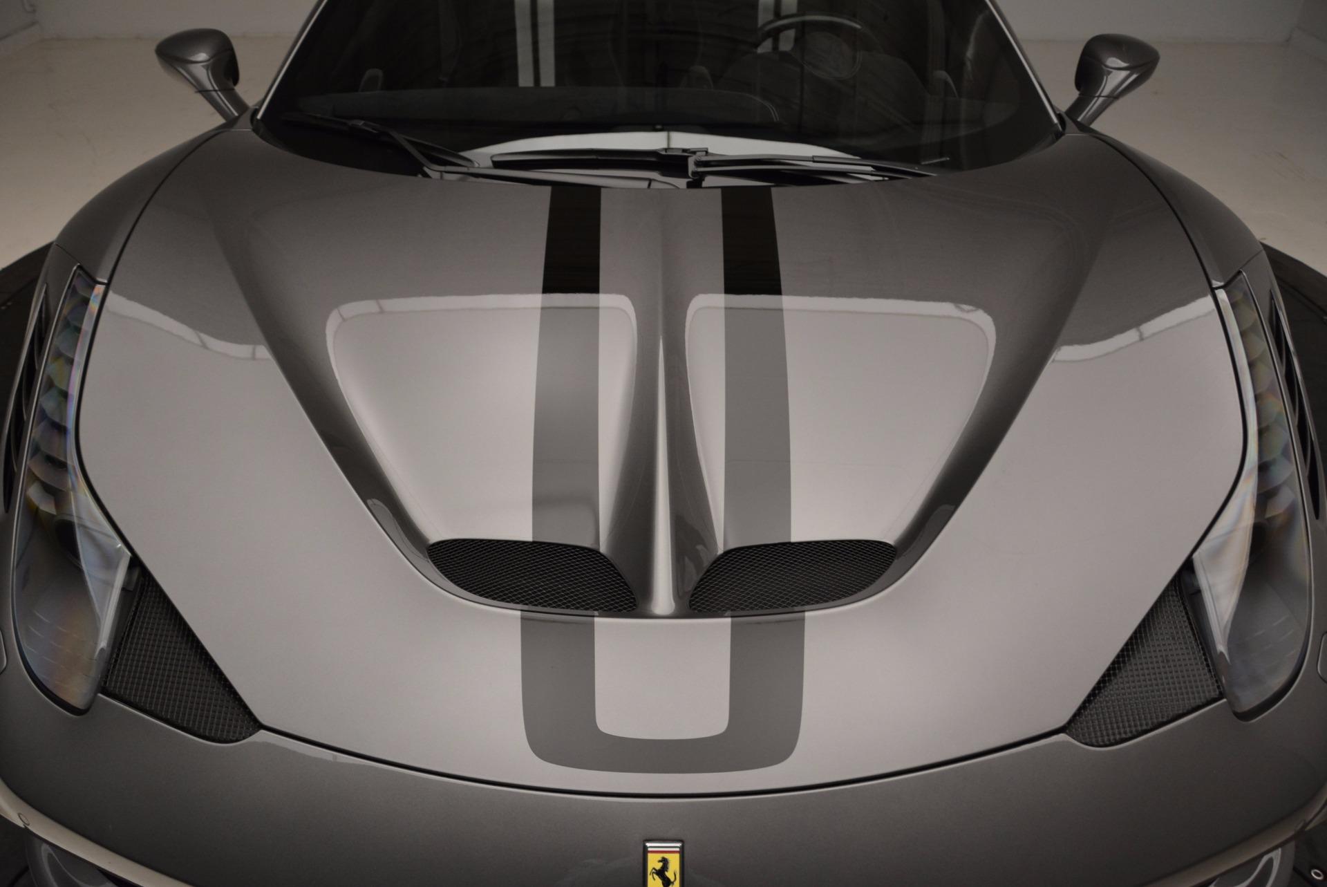 Used 2015 Ferrari 458 Speciale Aperta  For Sale In Greenwich, CT 1847_p25