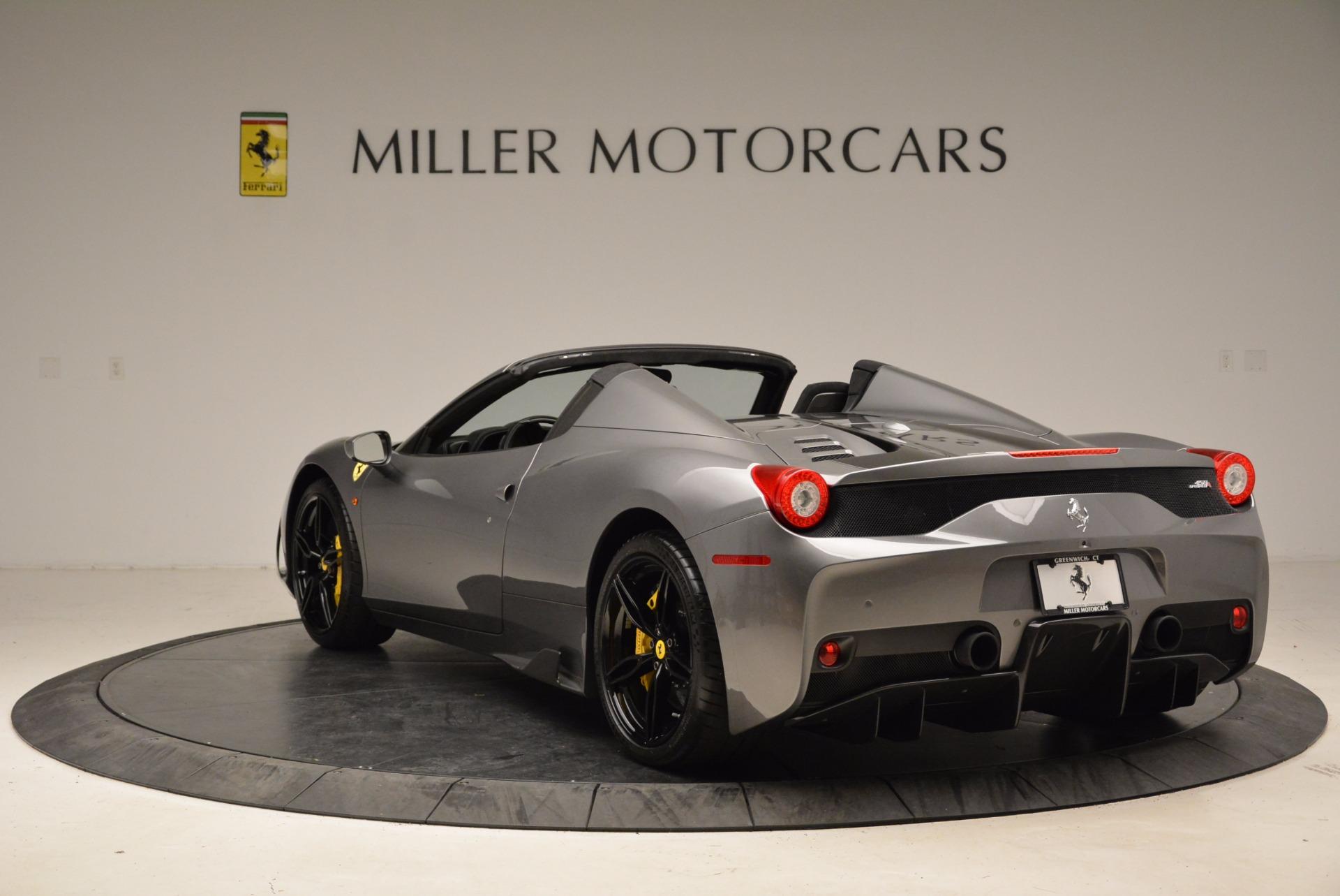 Used 2015 Ferrari 458 Speciale Aperta  For Sale In Greenwich, CT 1847_p5