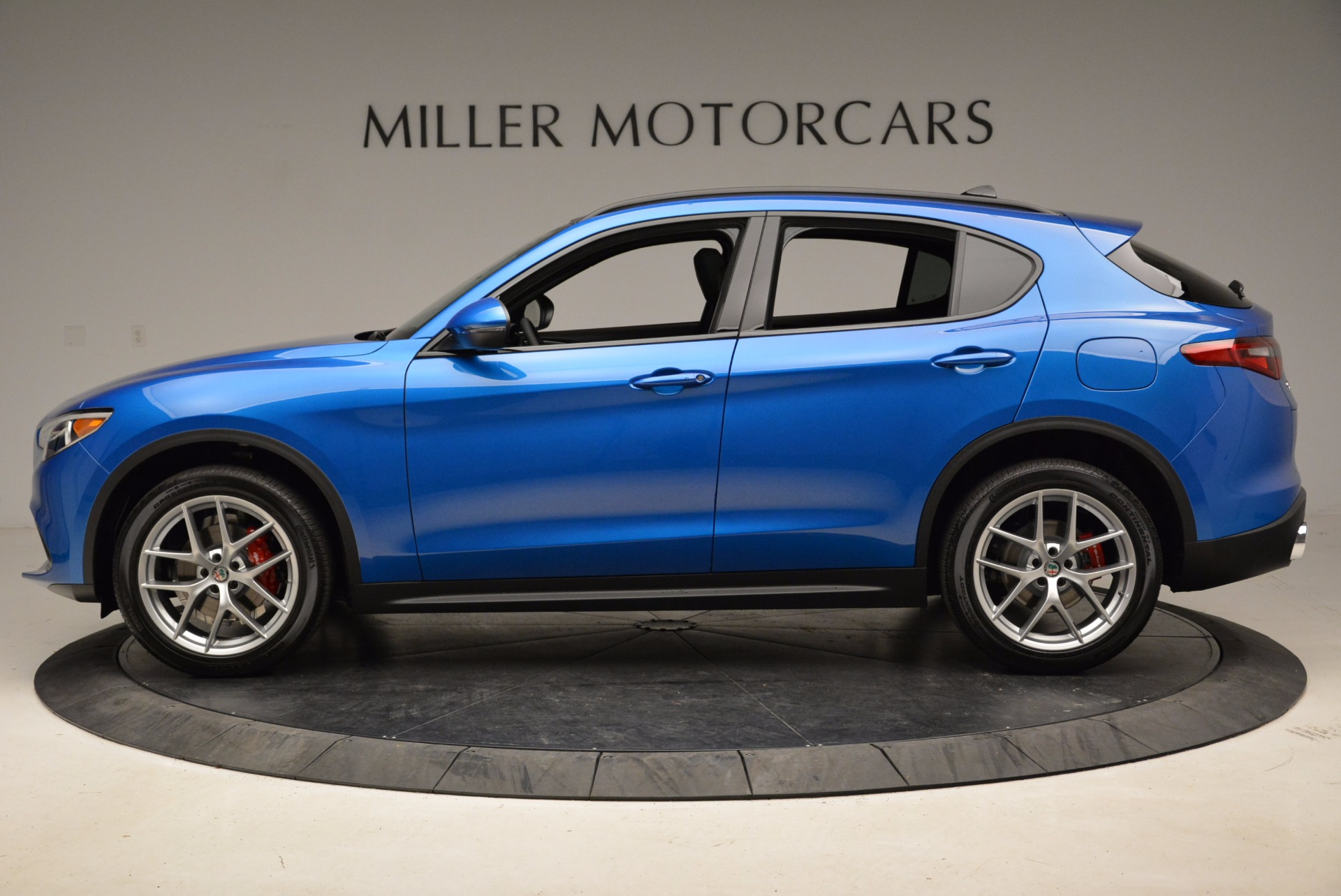 New 2018 Alfa Romeo Stelvio Ti Sport Q4 For Sale In Greenwich, CT 1849_p3