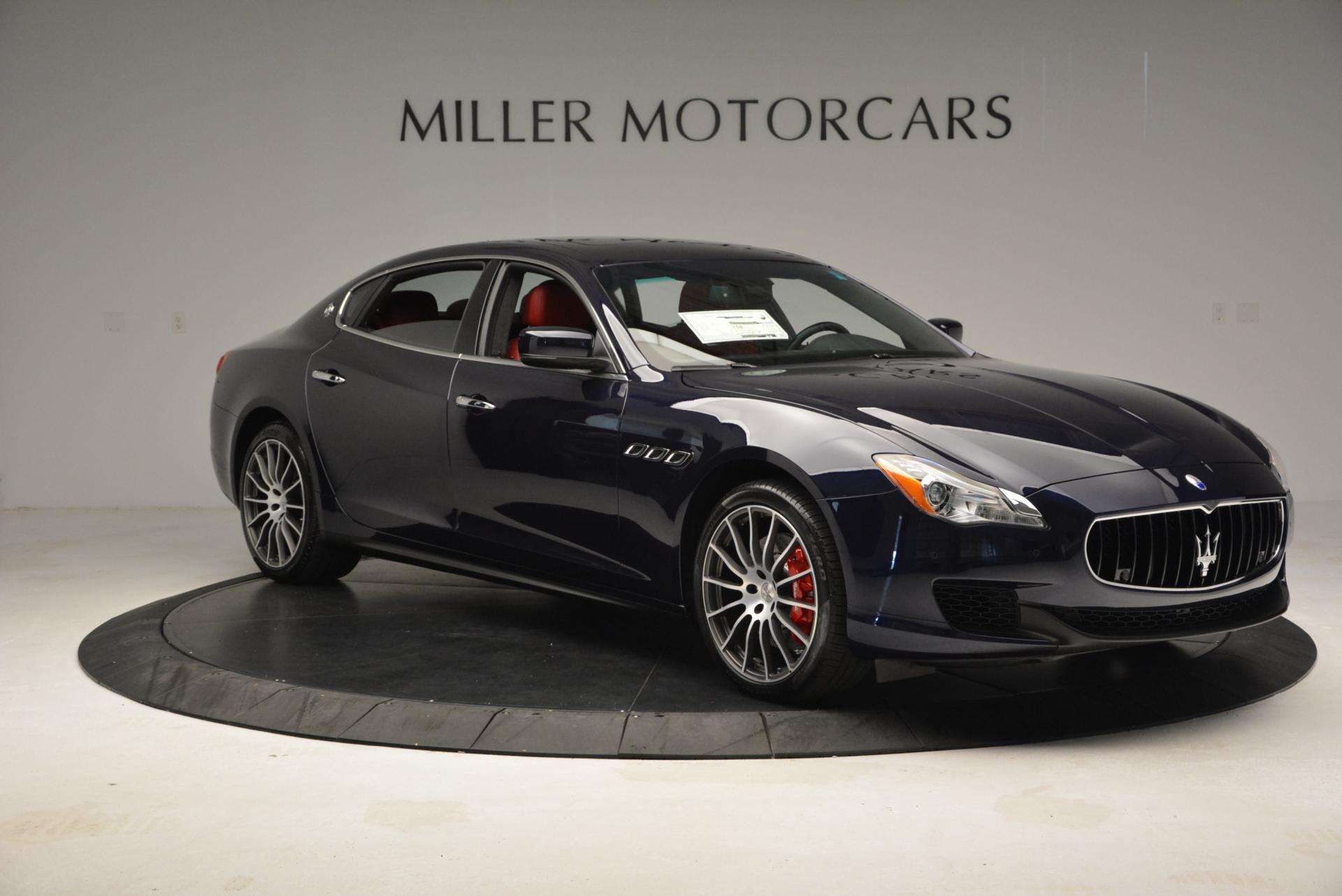 New 2016 Maserati Quattroporte S Q4  *******      DEALER'S  DEMO For Sale In Greenwich, CT 185_p12