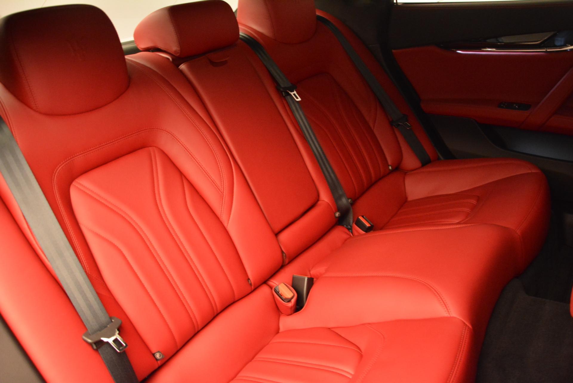 New 2016 Maserati Quattroporte S Q4  *******      DEALER'S  DEMO For Sale In Greenwich, CT 185_p27