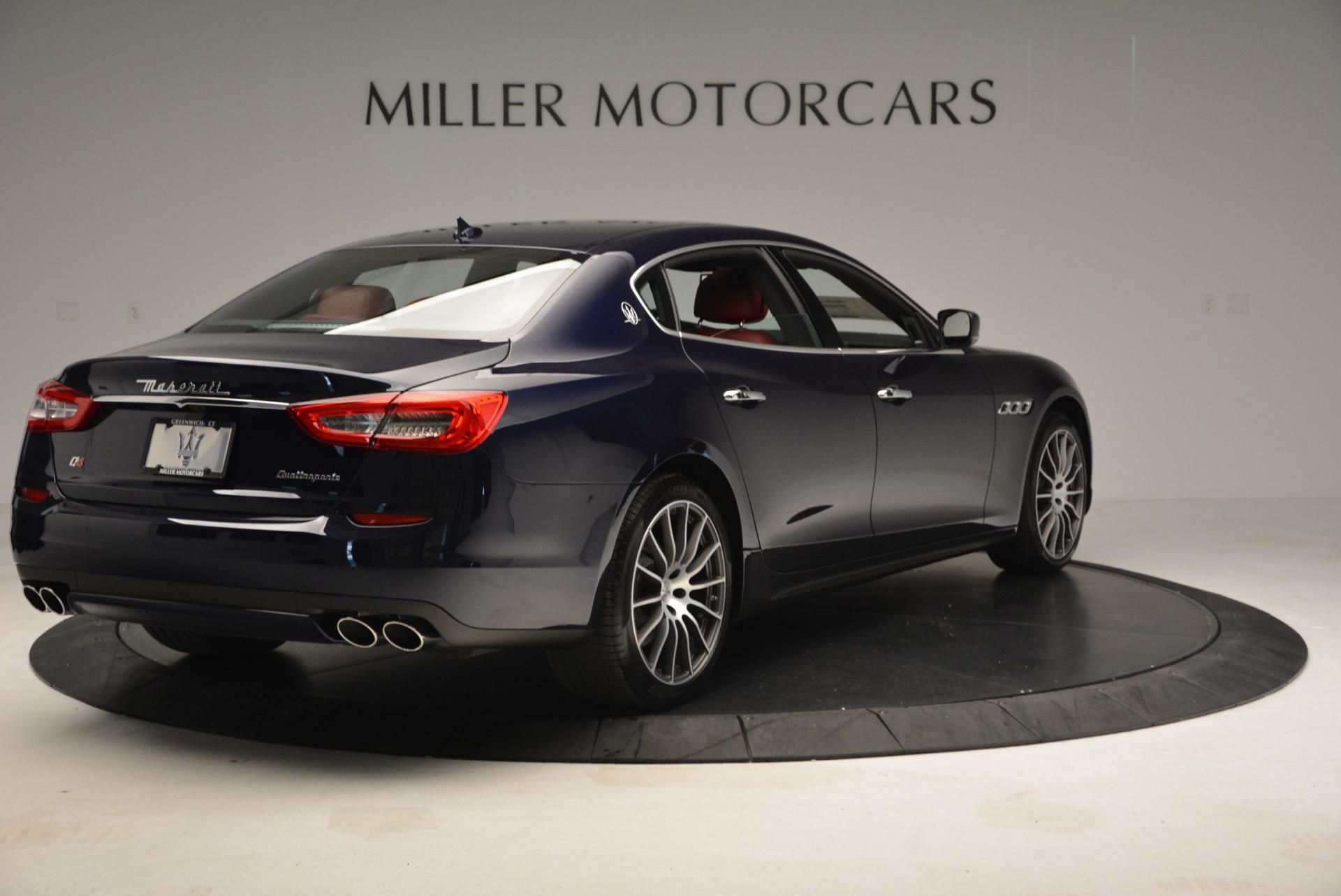 New 2016 Maserati Quattroporte S Q4  *******      DEALER'S  DEMO For Sale In Greenwich, CT 185_p8
