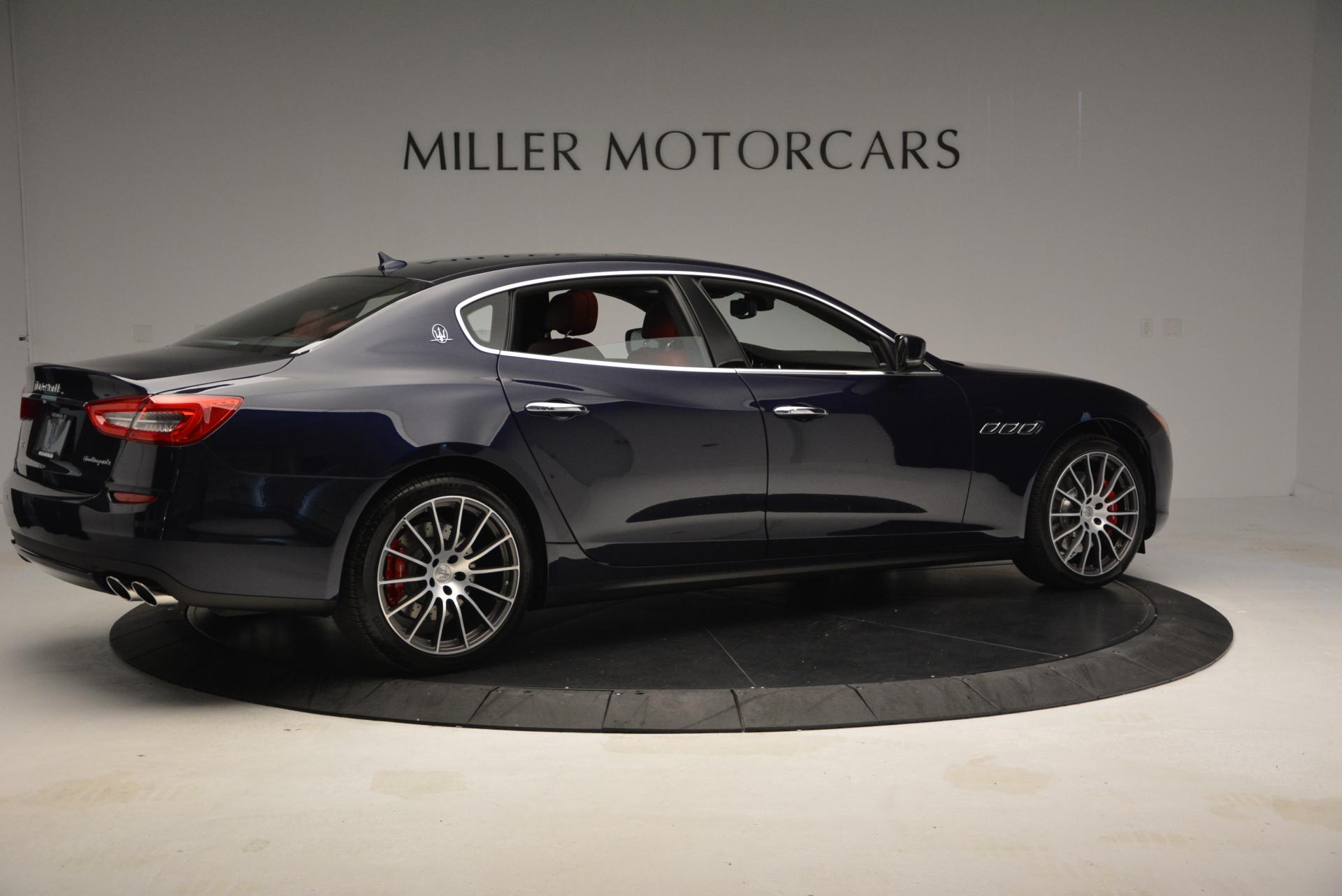 New 2016 Maserati Quattroporte S Q4  *******      DEALER'S  DEMO For Sale In Greenwich, CT 185_p9